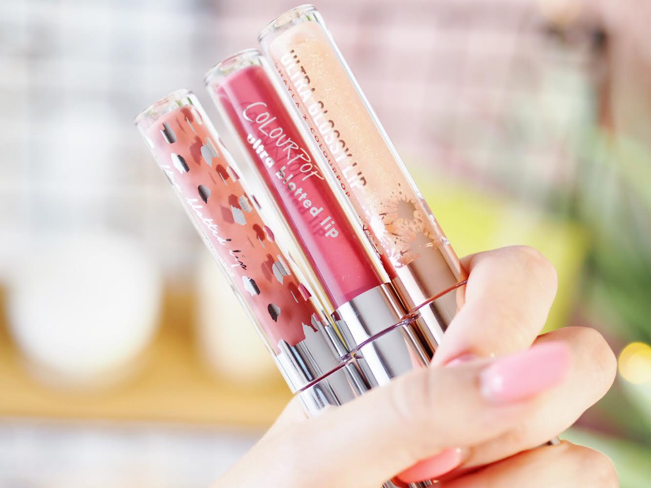 Shayla x Colourpop Ultra Glossy LiP