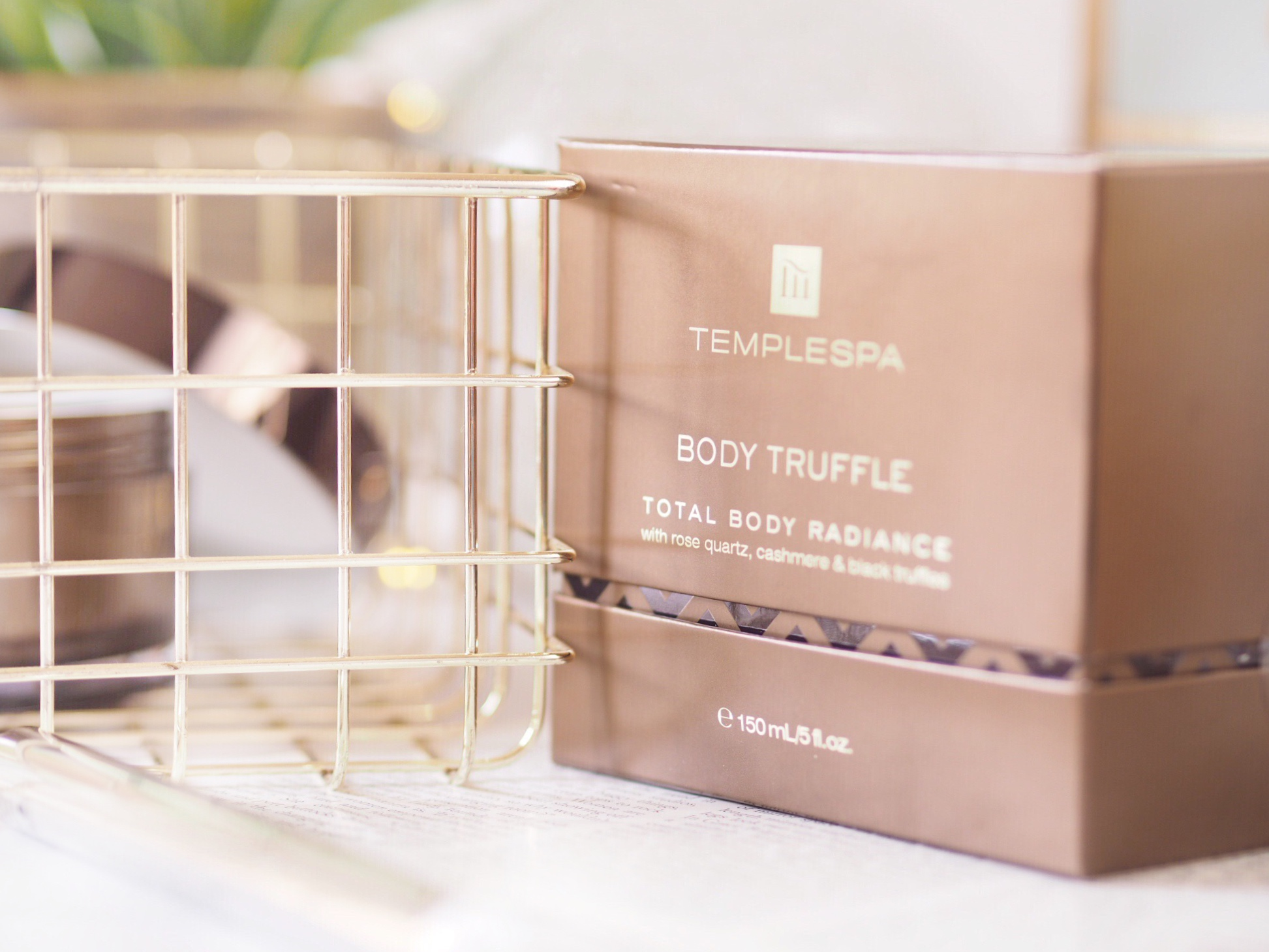 Temple Spa Body Truffle Review