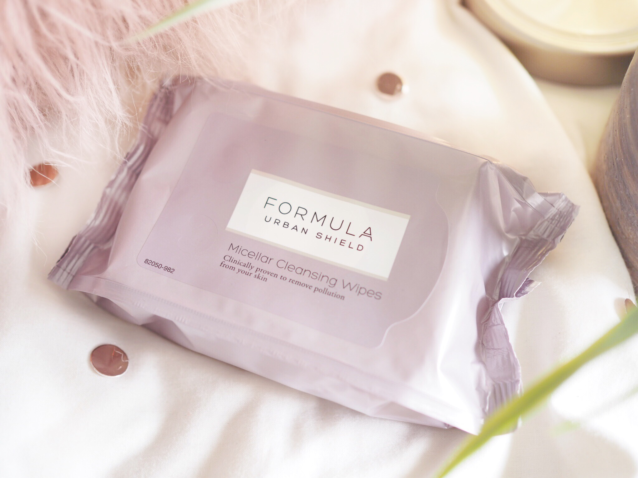 Formula Micellar Cleansing Wipes Review
