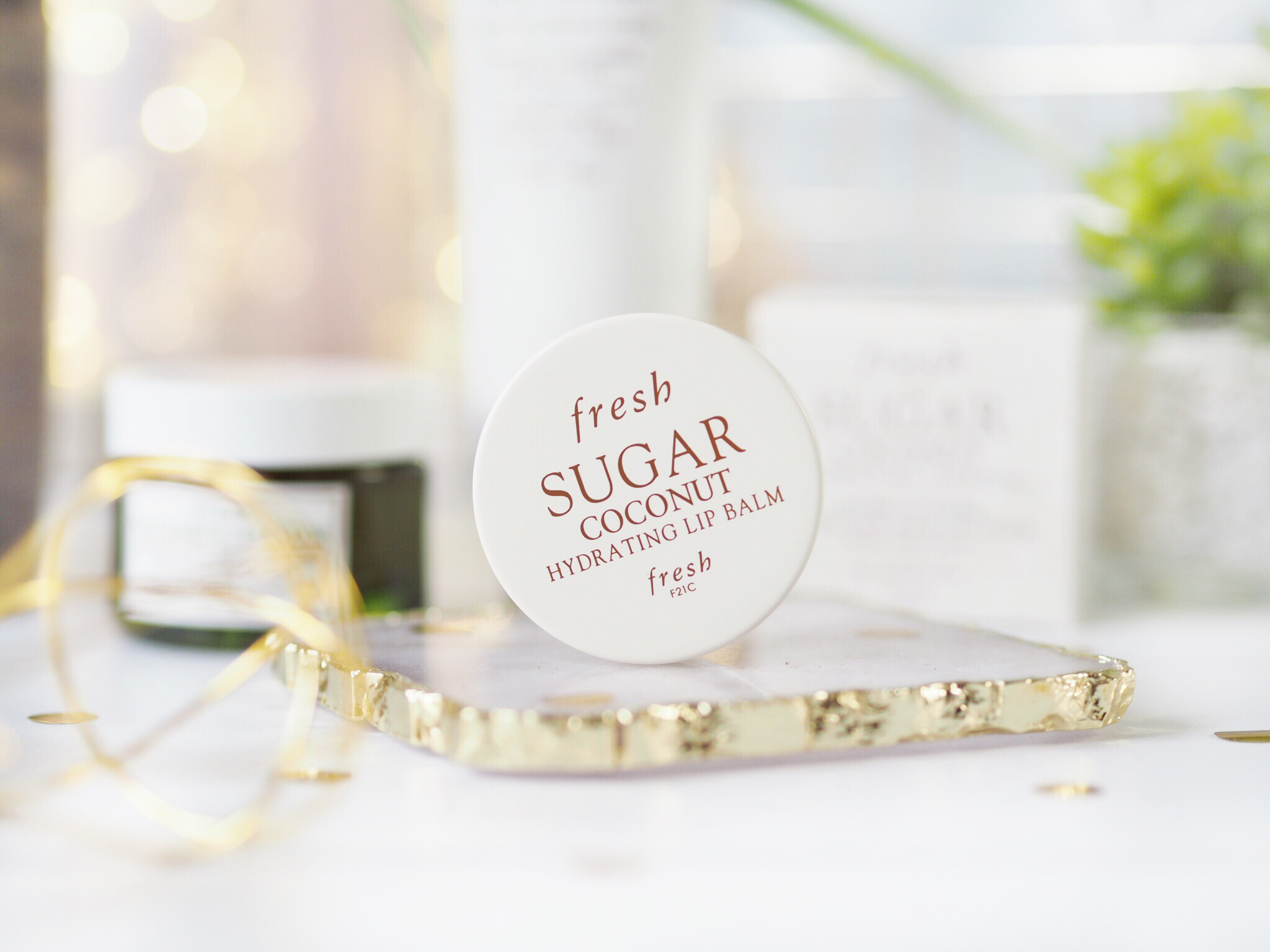 Fresh Sugar Coconut Lip Balm