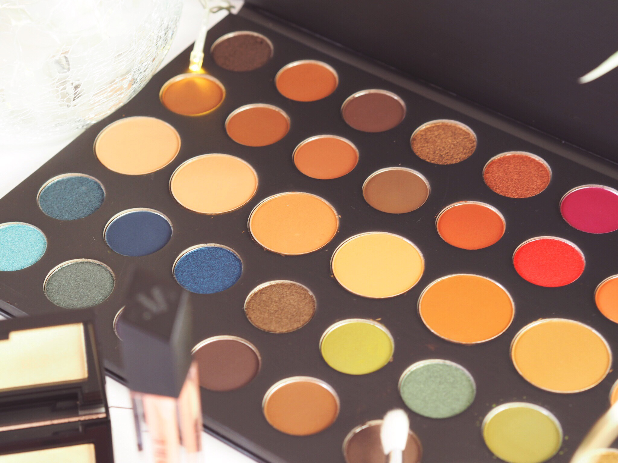 Morphe 39A Dare To Create Artistry Eyeshadow Palette Review