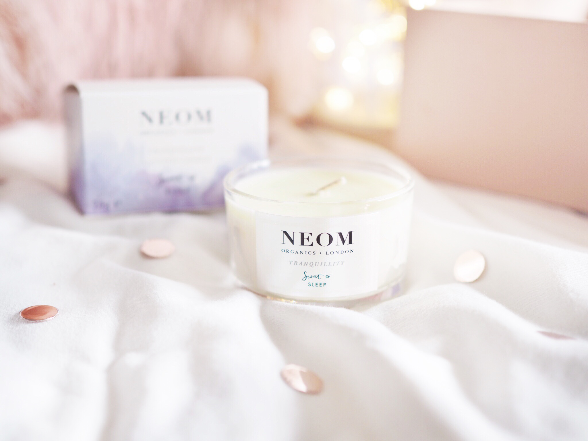 Neom Tranquility Scented Candle