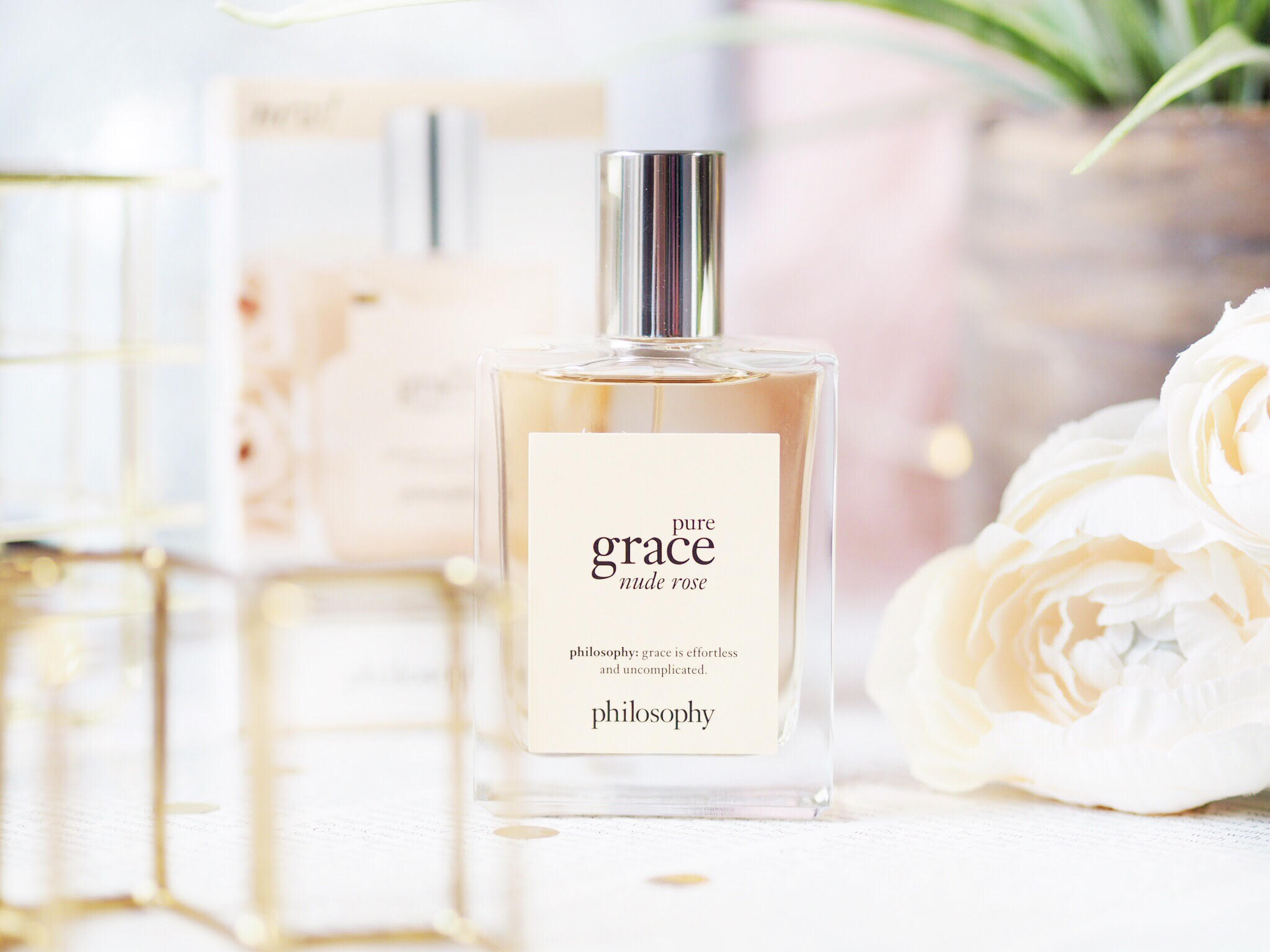 Philosophy Pure Grace Nude Rose.