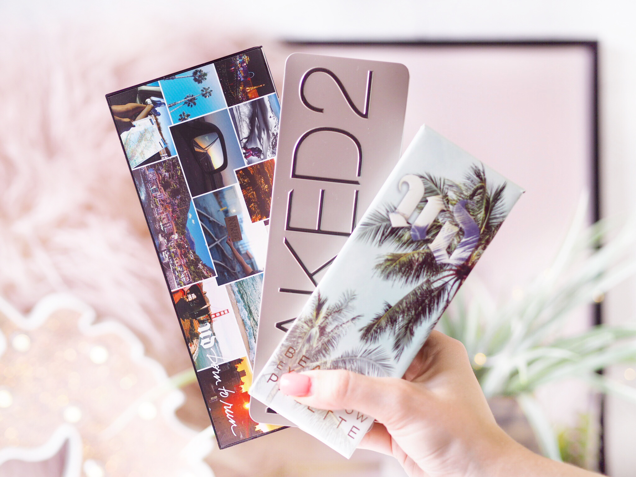 The Top Three Urban Decay Eyeshadow Palettes To Transition From Summer To Autumn