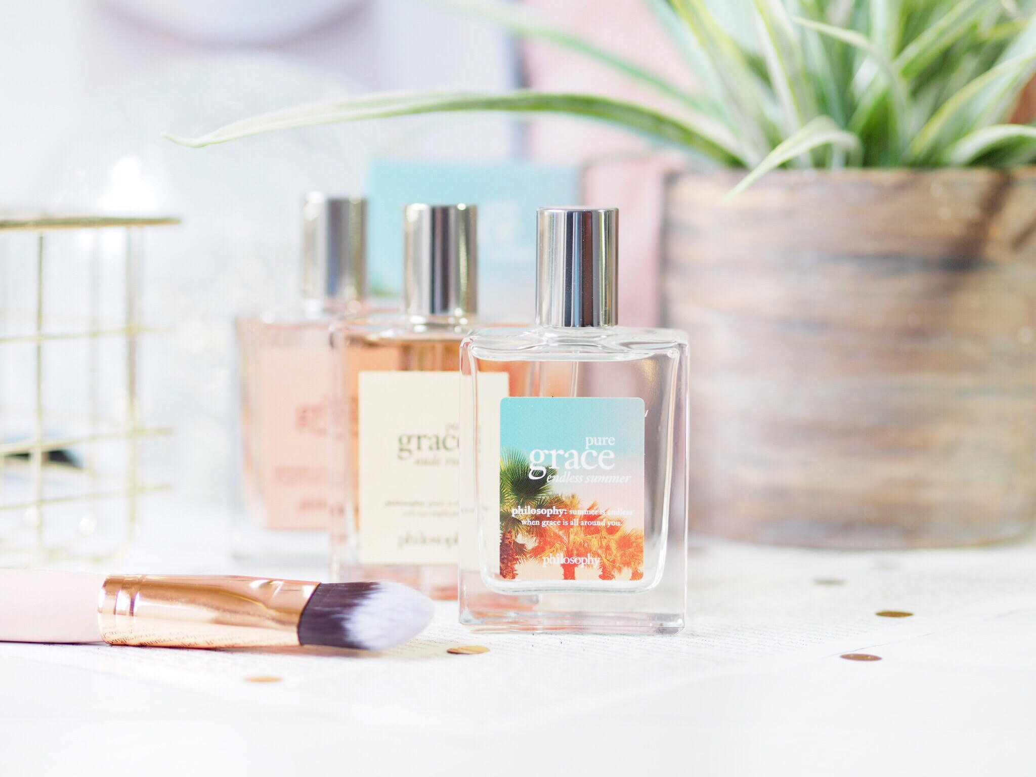 Three Early Autumn Easy Fragrances