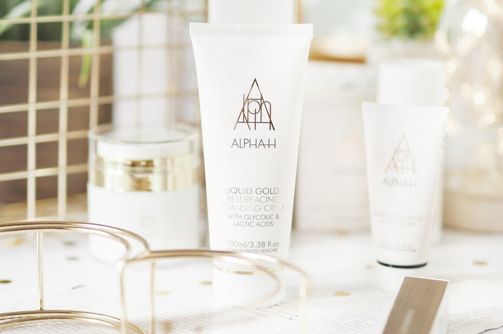 Alpha-H Liquid Gold Resurfacing Cleansing Cream