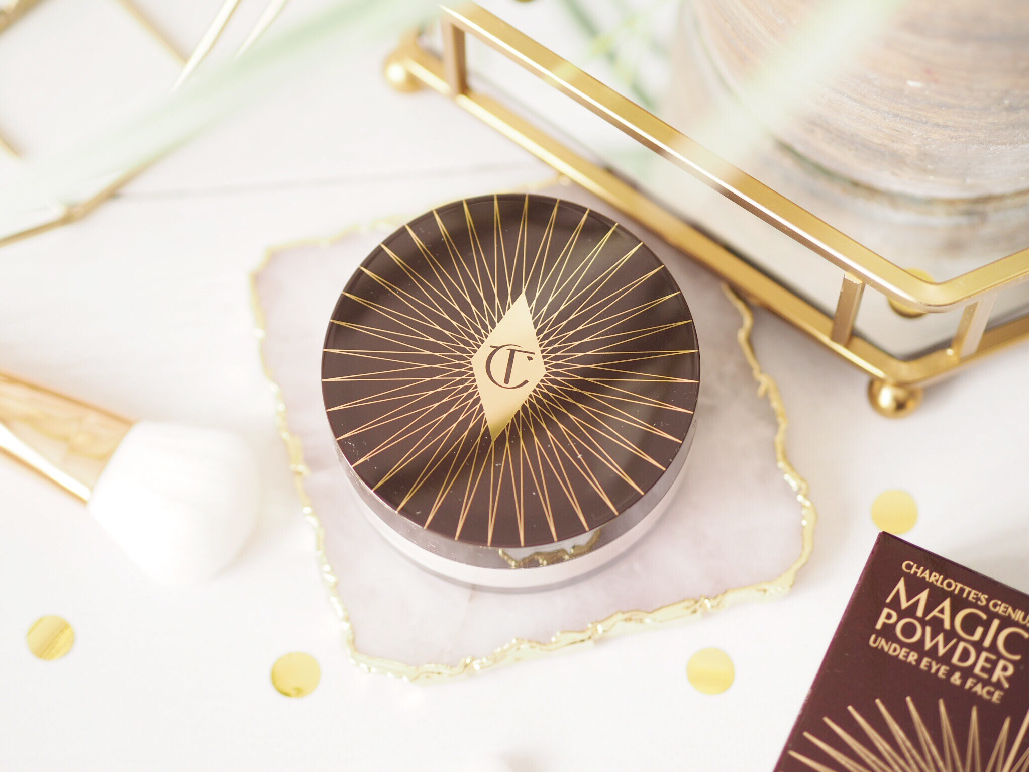 Charlotte Tilbury Genius Magic Powder Review
