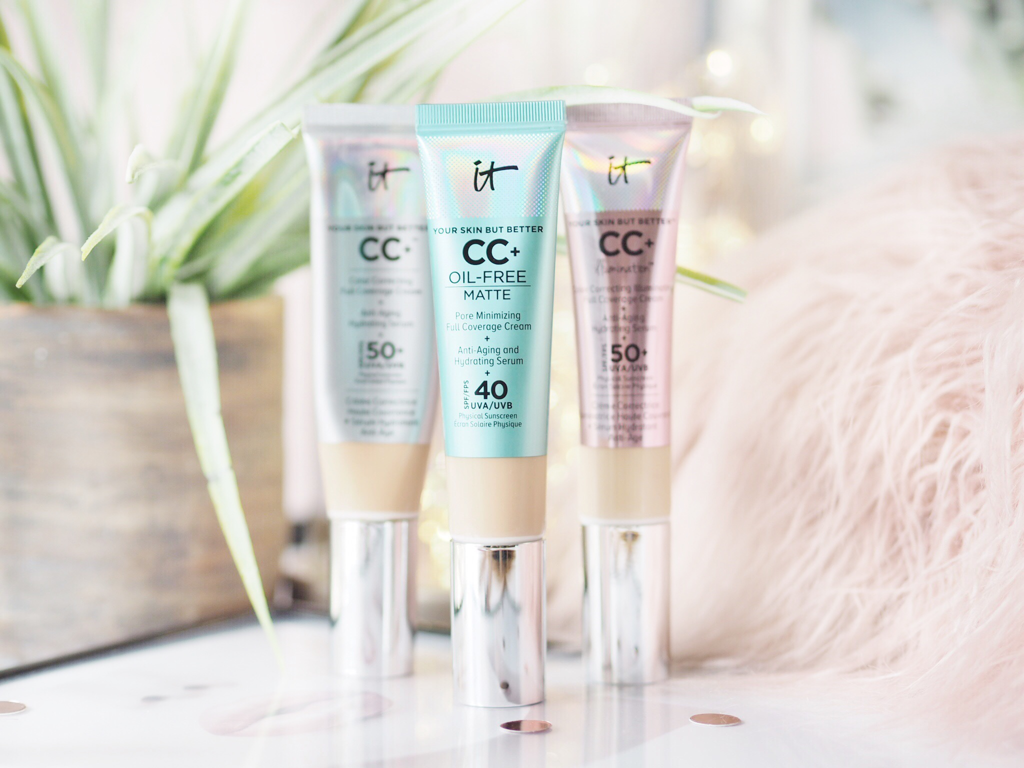 IT Cosmetics CC Cream Review