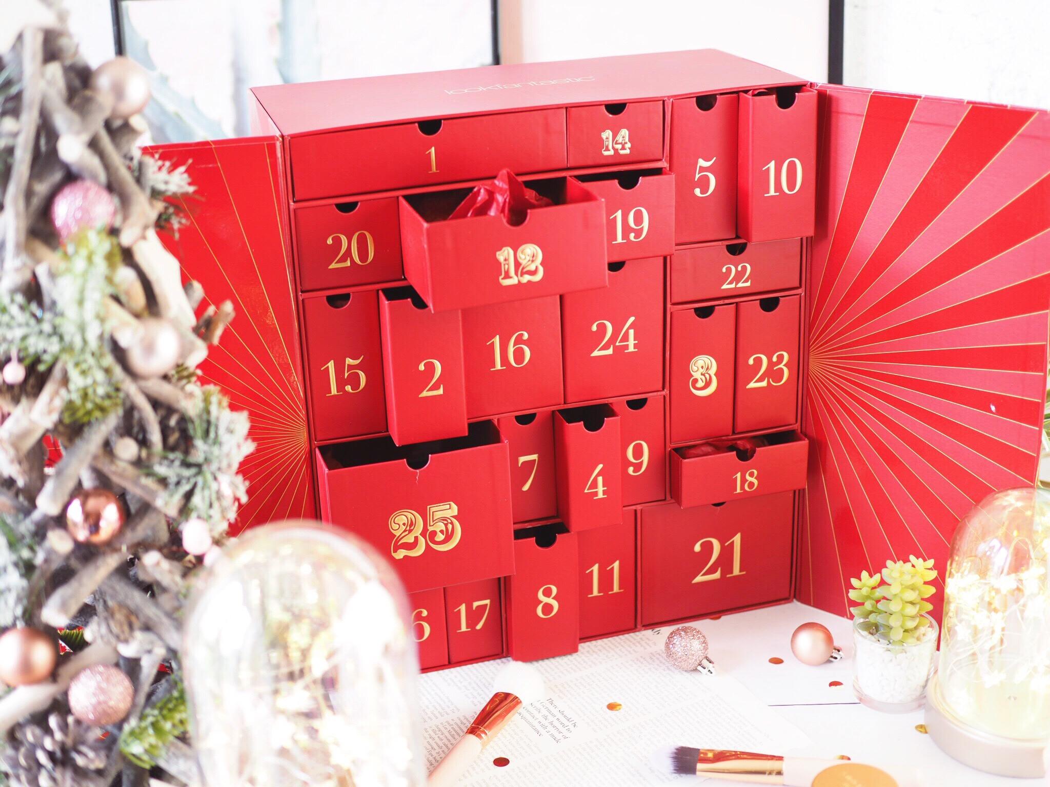Look fantastic advent calendar 2020