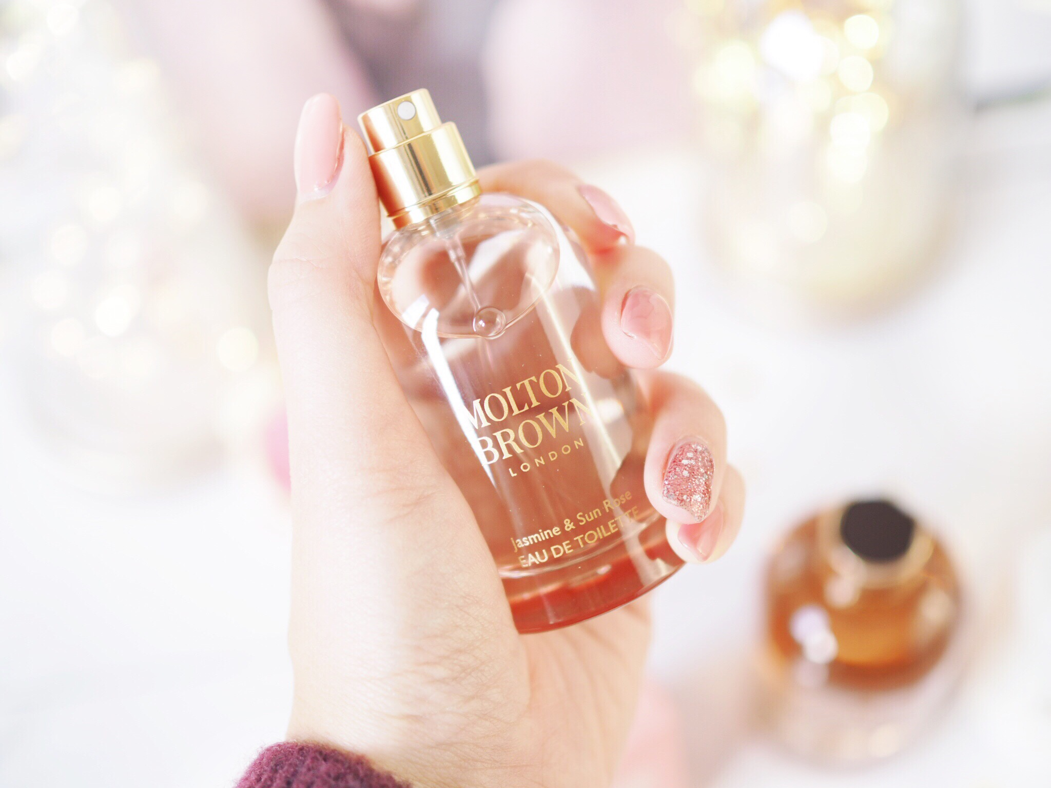Meet The New Molton Brown Fragrance Jasmine & Sun Rose