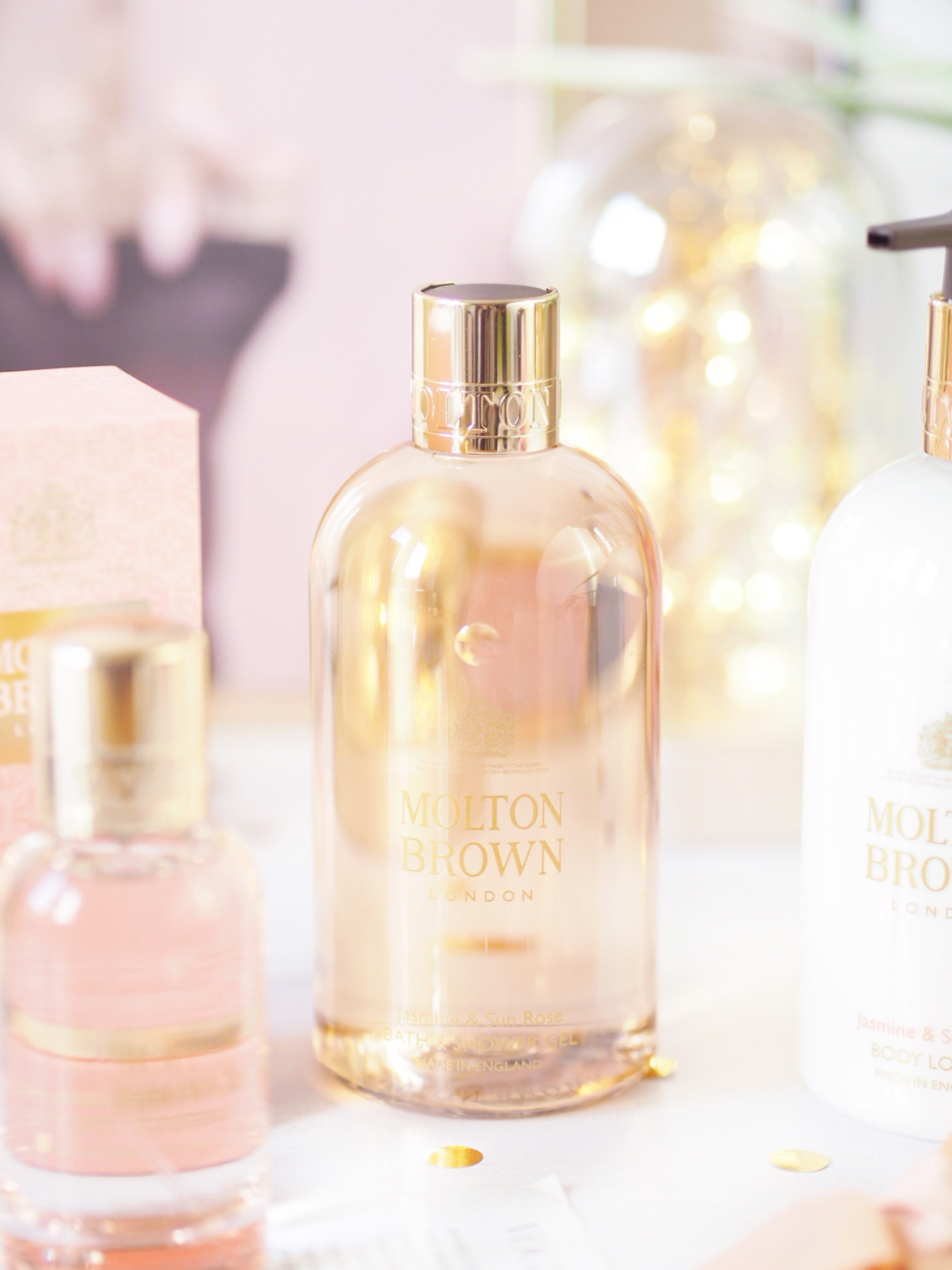 Molton Brown Jasmine & Sun Rose Review