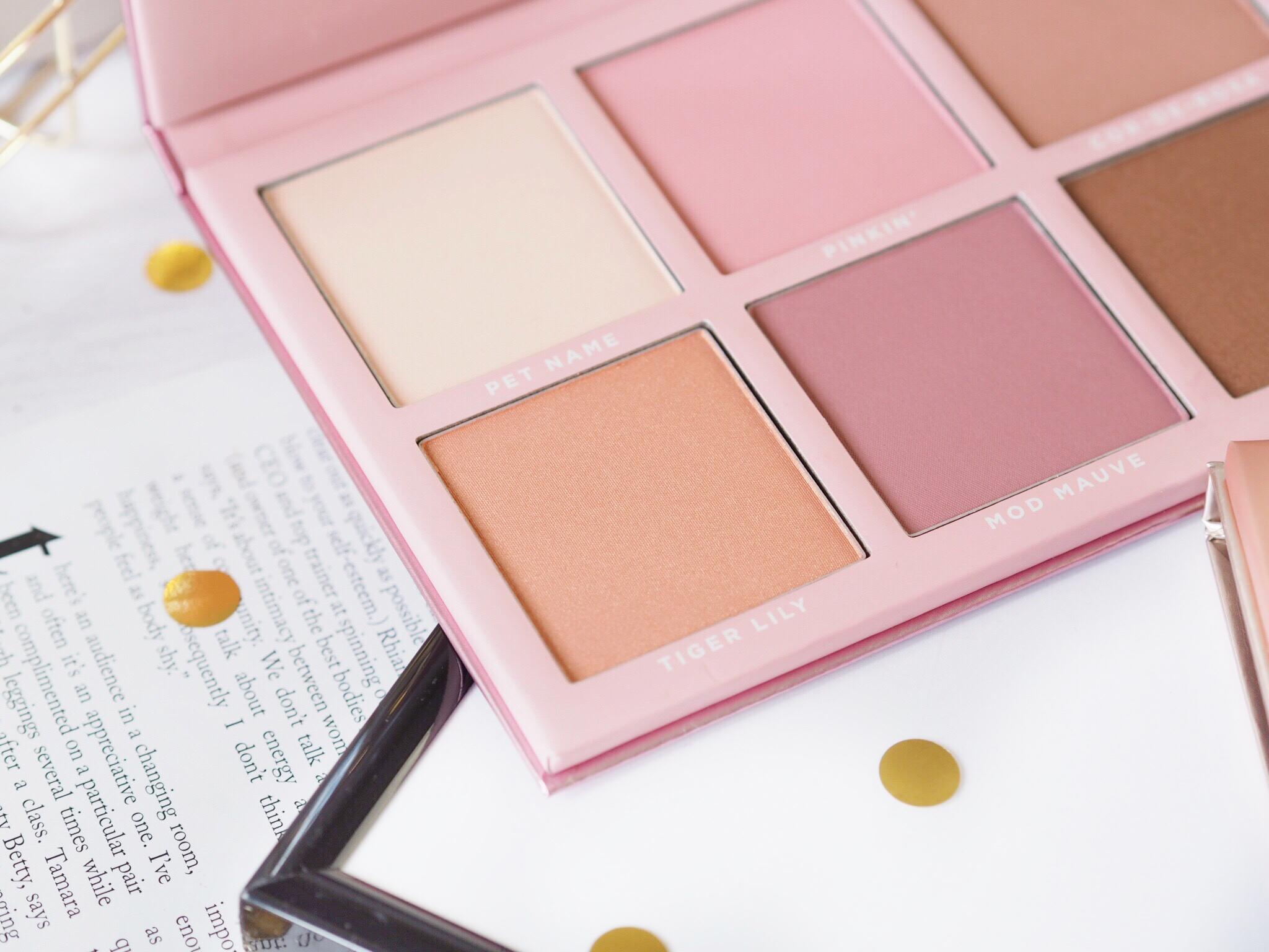 Sigma Blush Palette Review