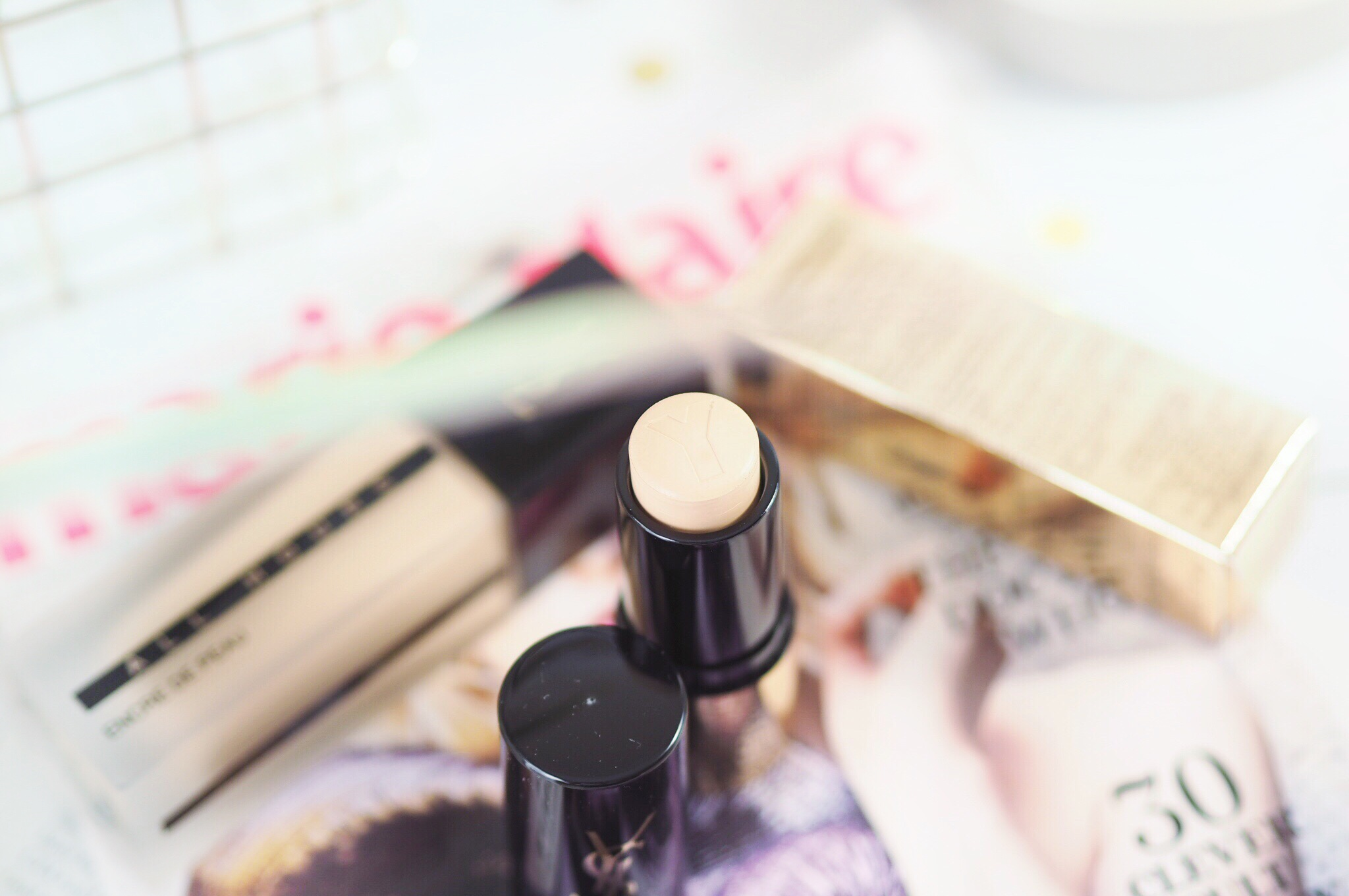 Yves Saint Laurent All Hours Foundation Stick Review