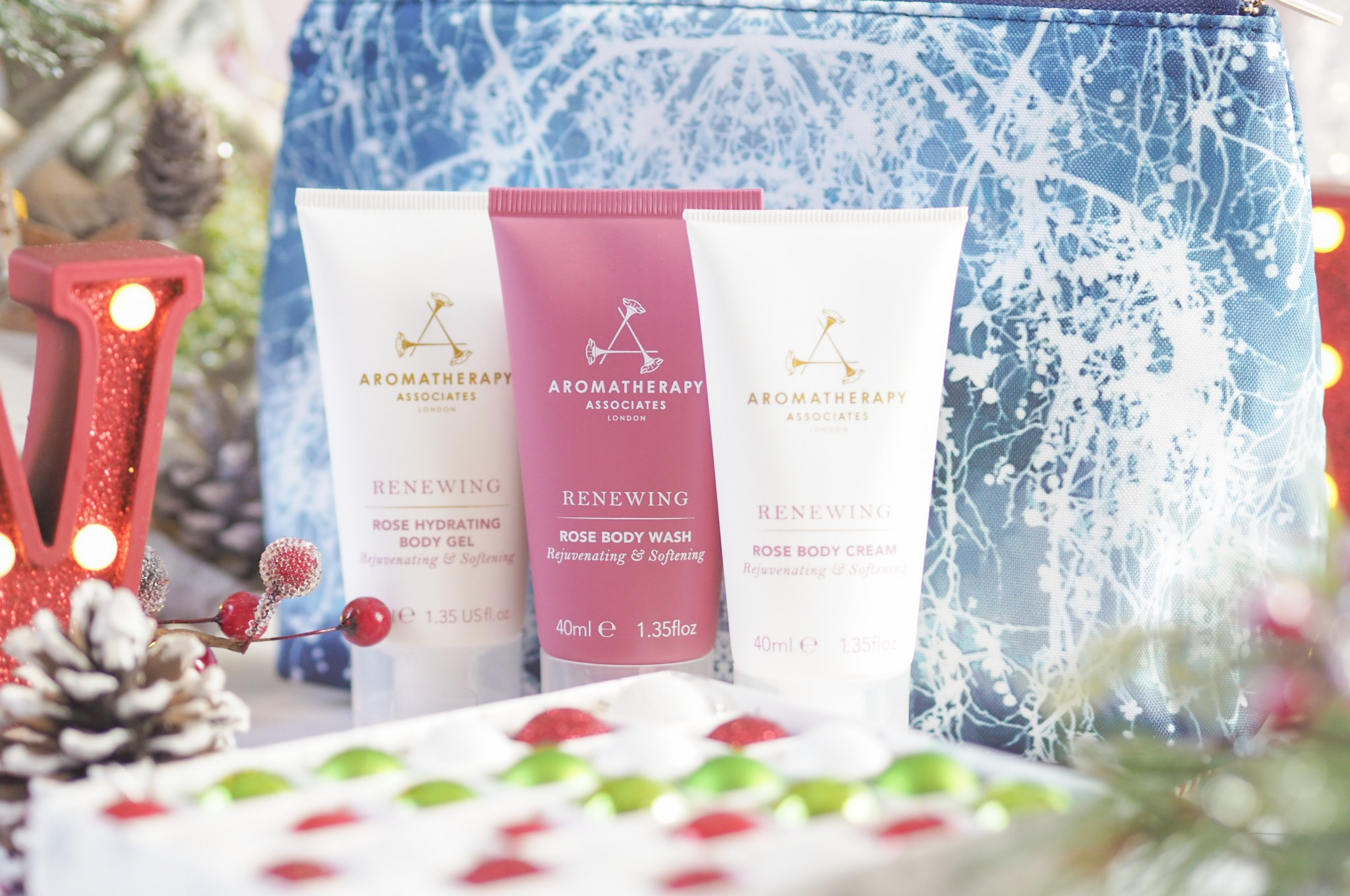 Aromatherapy Associates The Power of Rose Set - Christmas Gift Guide Picks