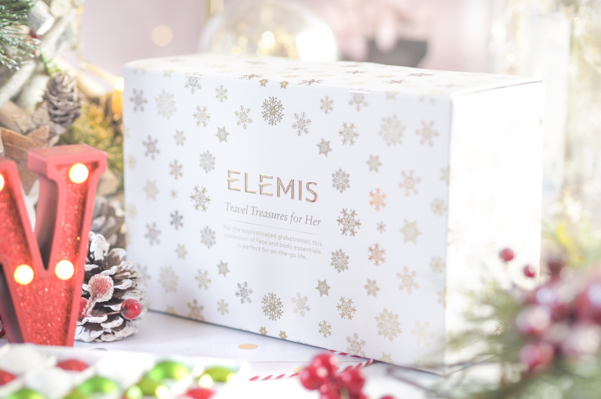 Elemis Travel Treasures For Her