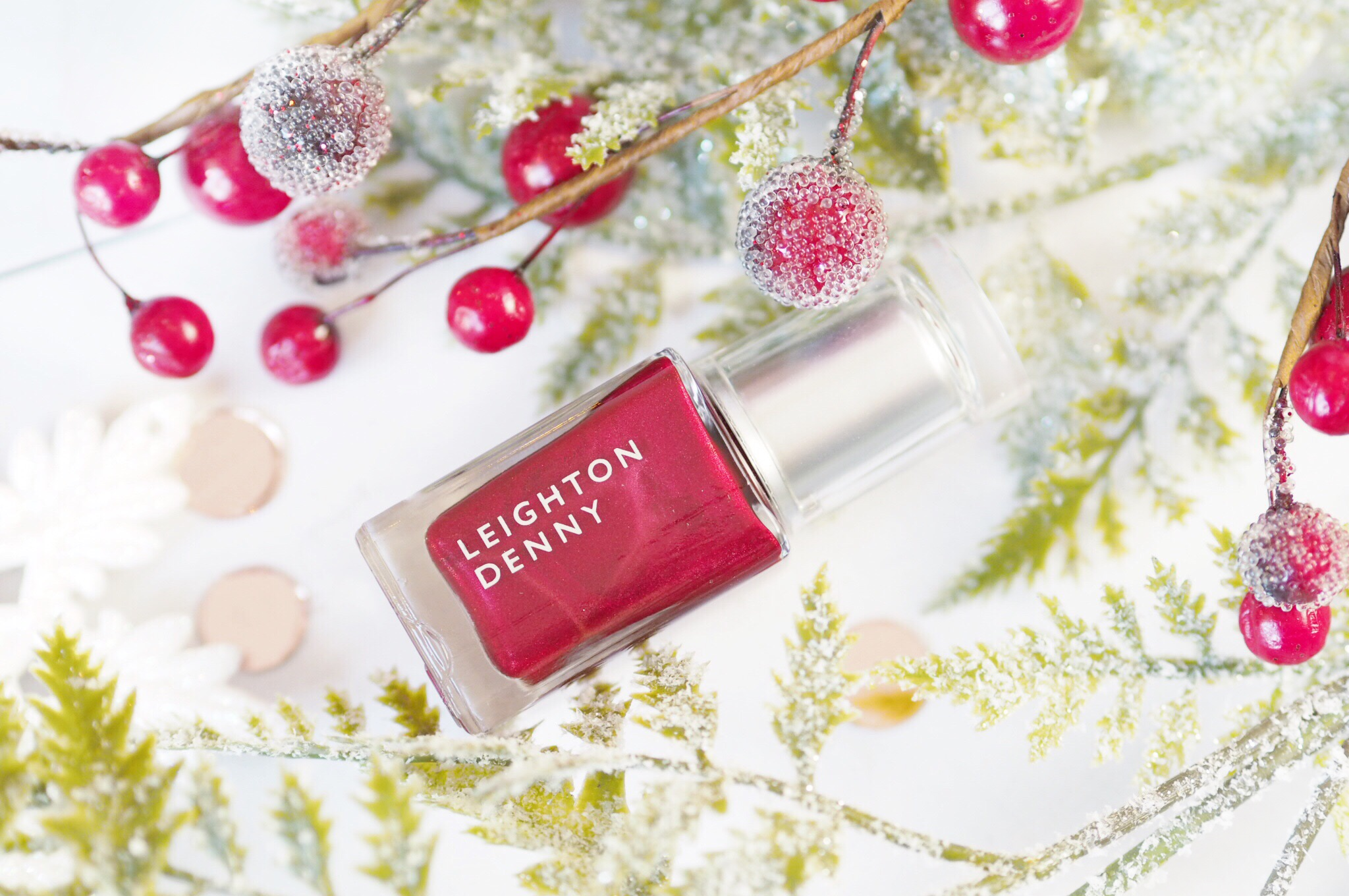 Leighton Denny nail polish - Marks and Spencer Advent Calendar