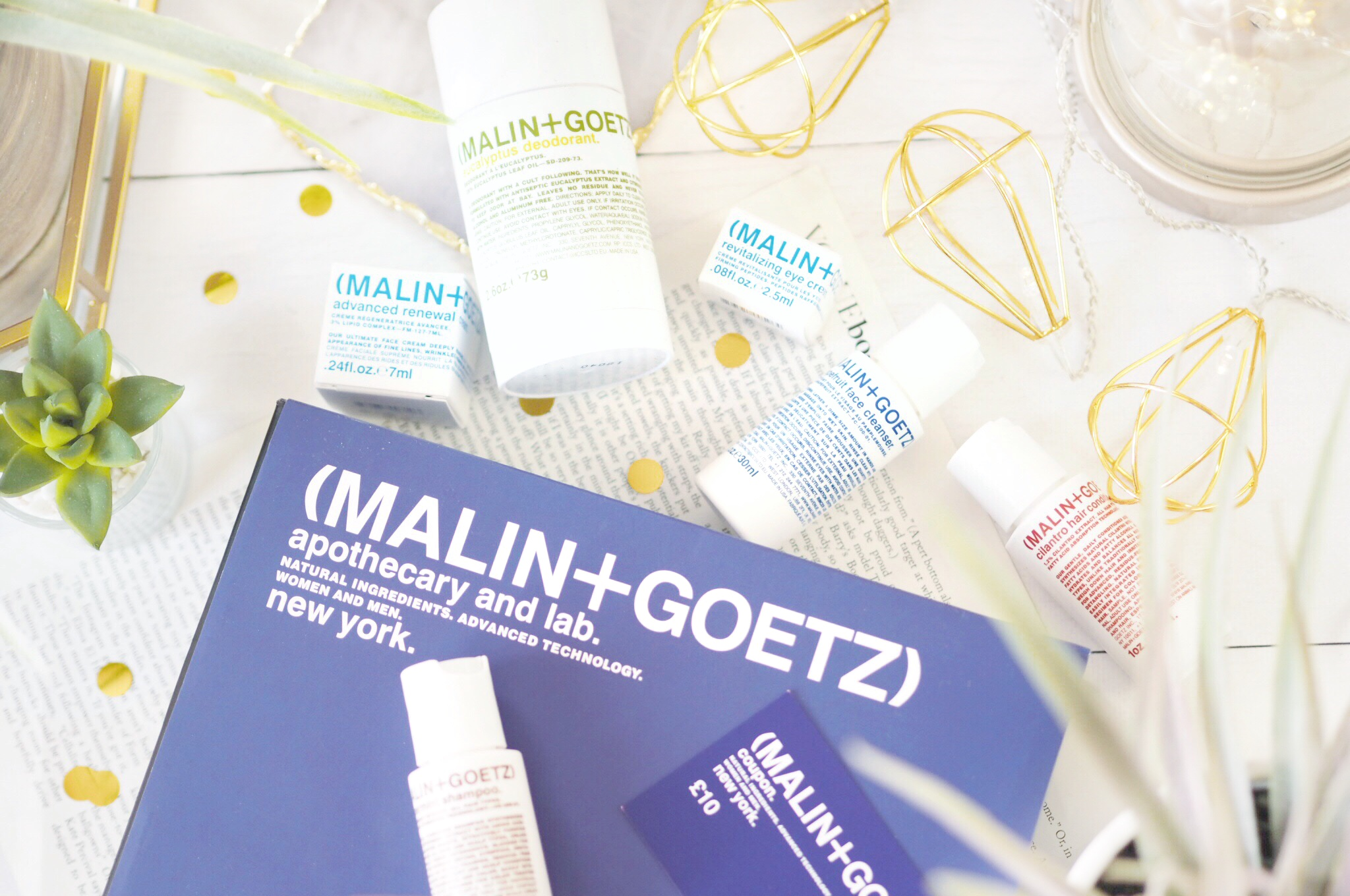 Malin + Goetz Latest In Beauty Box