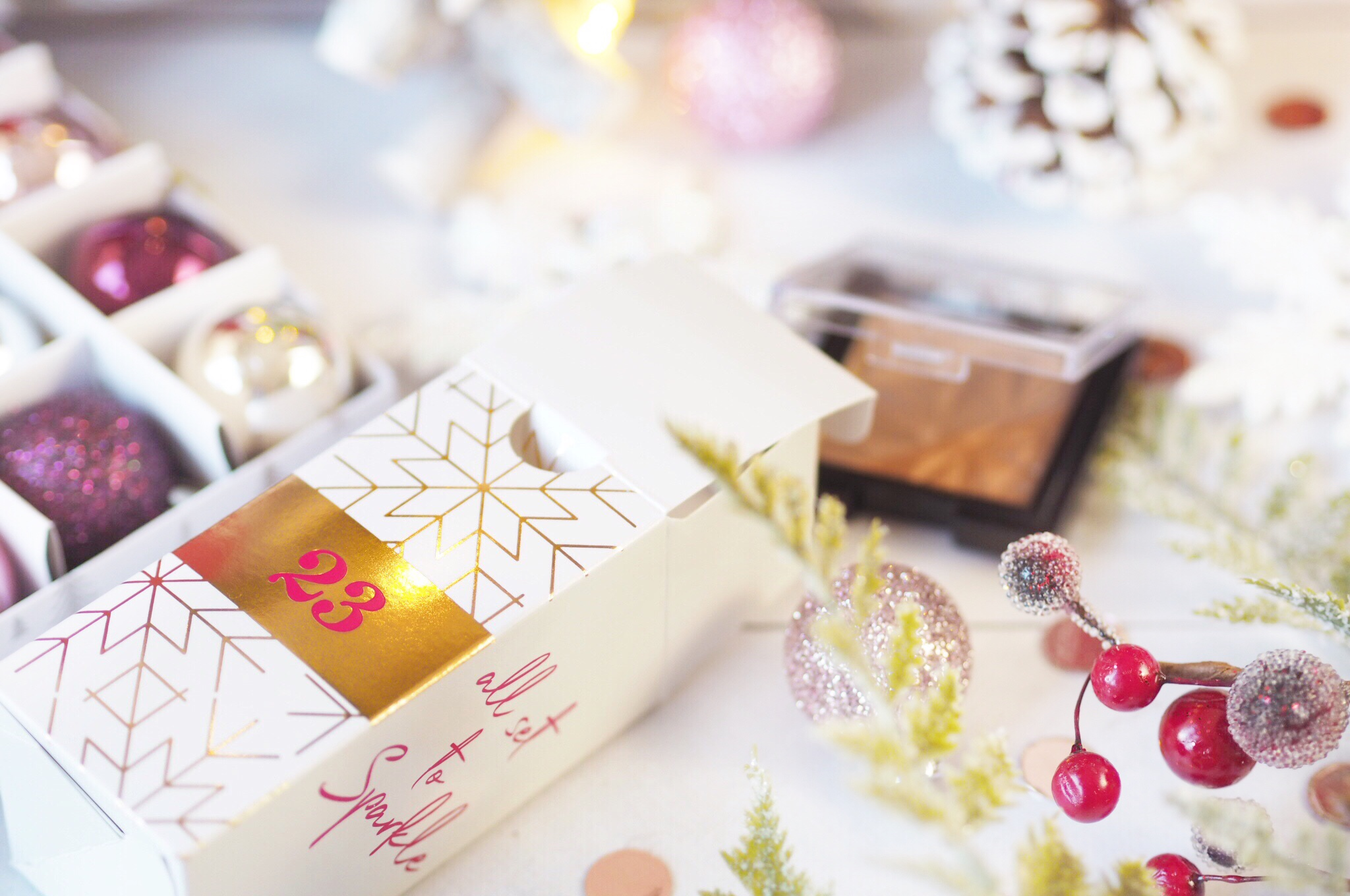 Marks and Spencer Advent Calendar Review