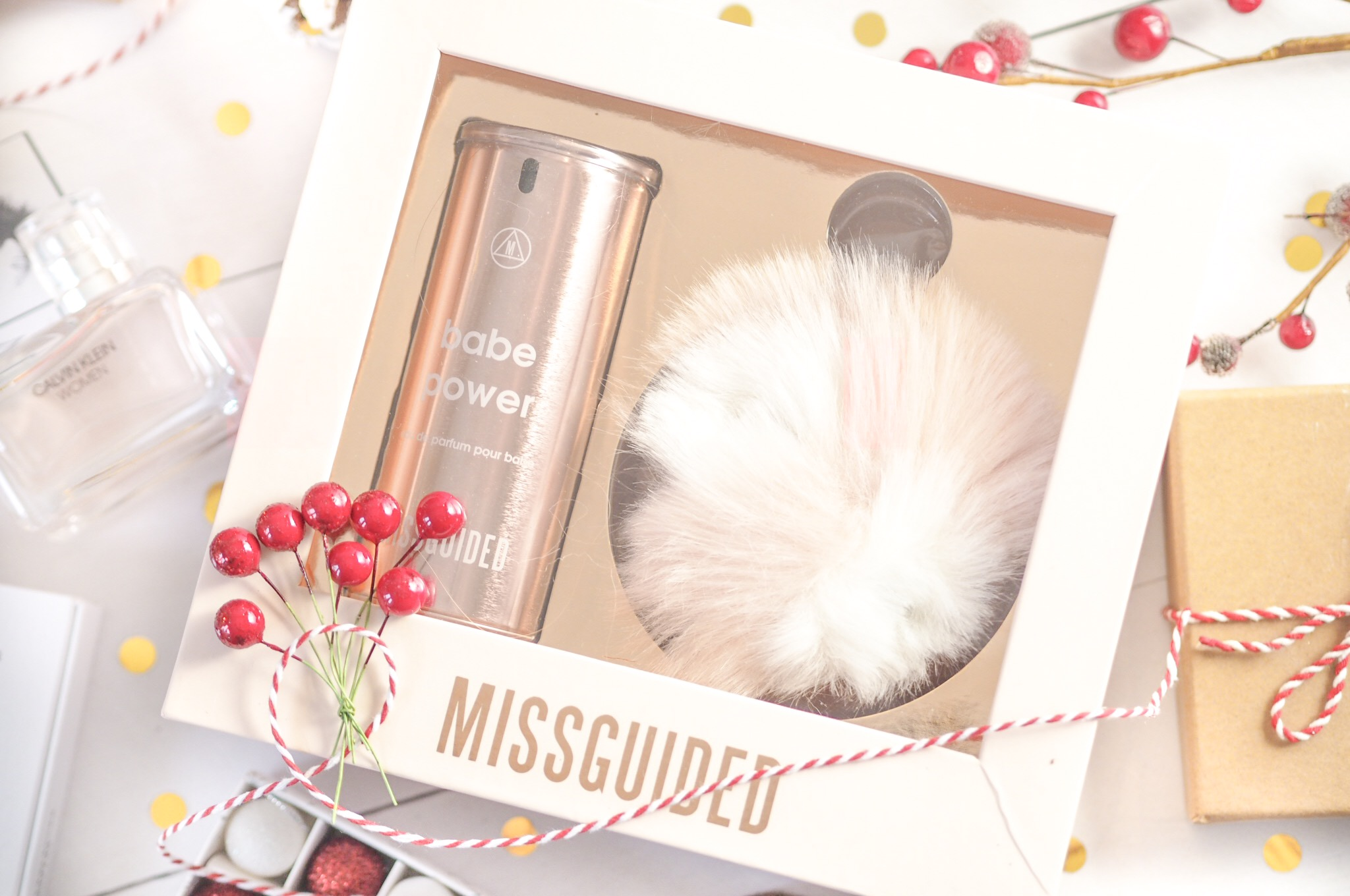 Missguided Babe Power Gift Set