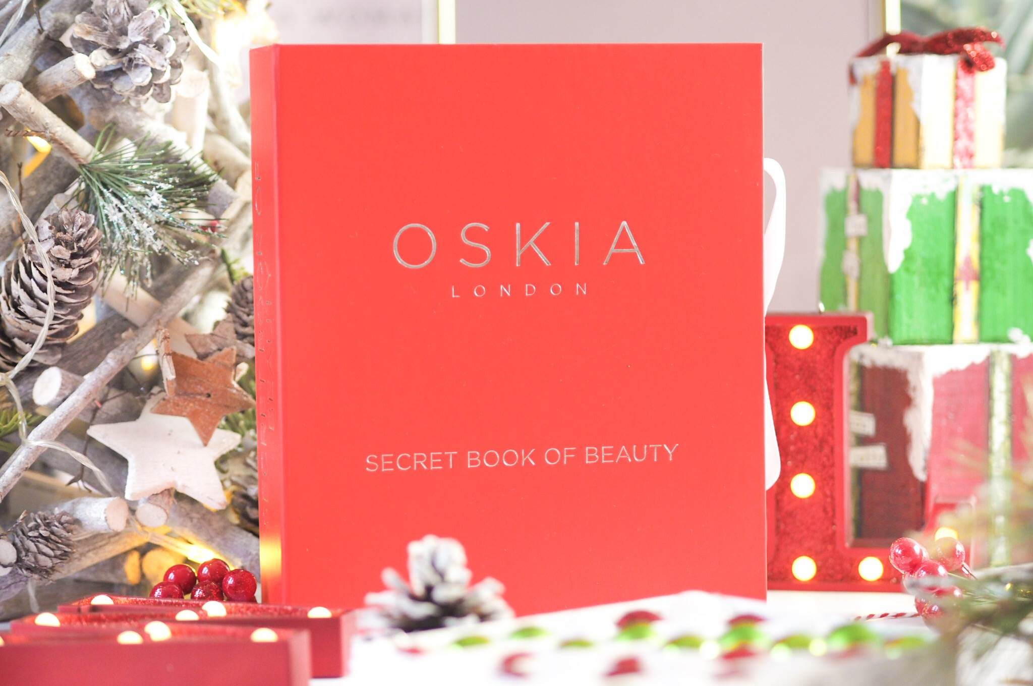 Oskia Secret Book of Beauty