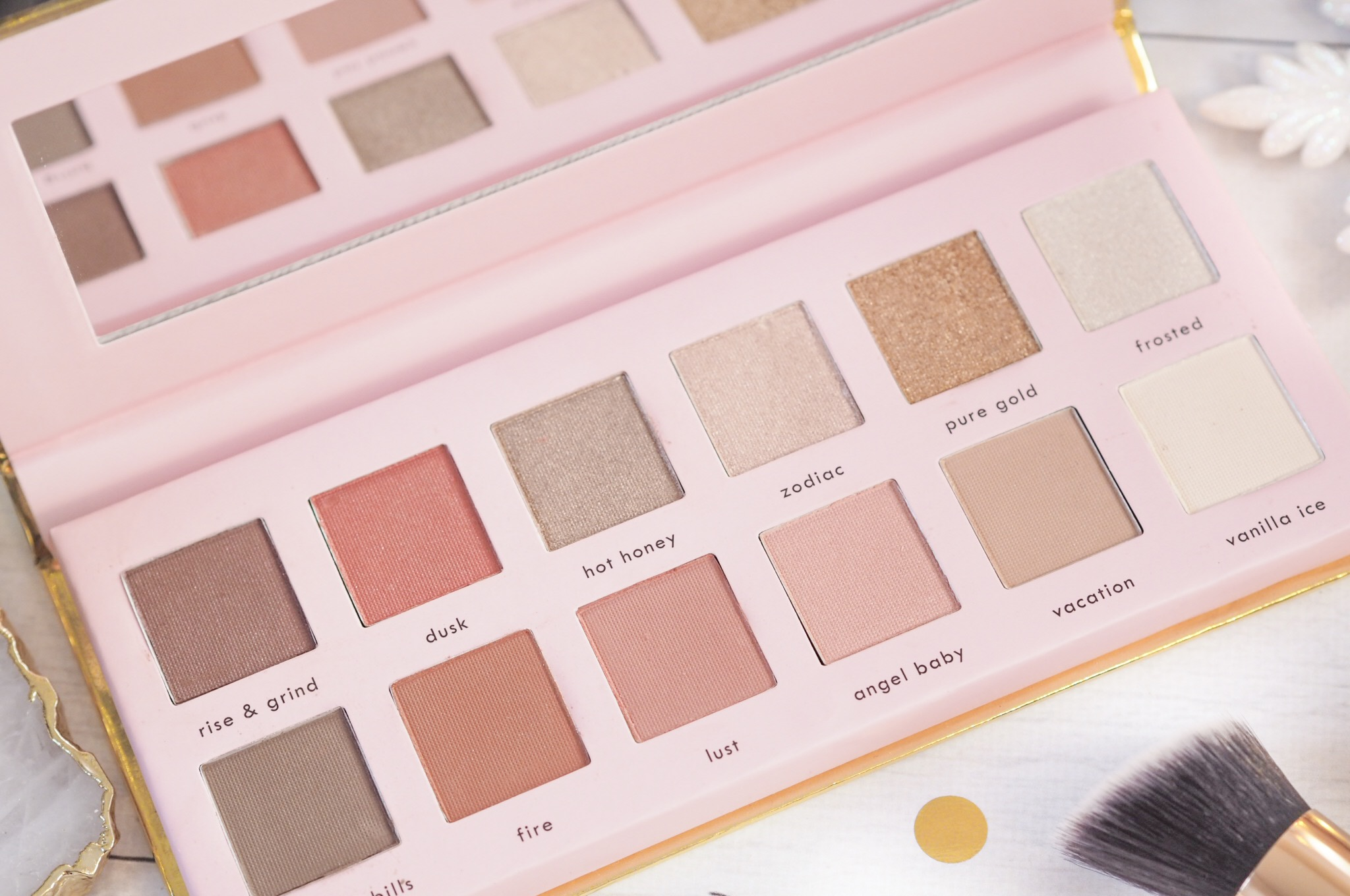 Skinnydip Solid Gold Baby Palette