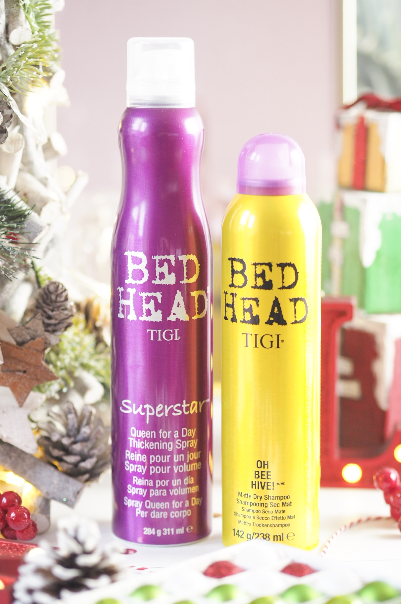 Tigi Bed Head Bigged Up Gift Set