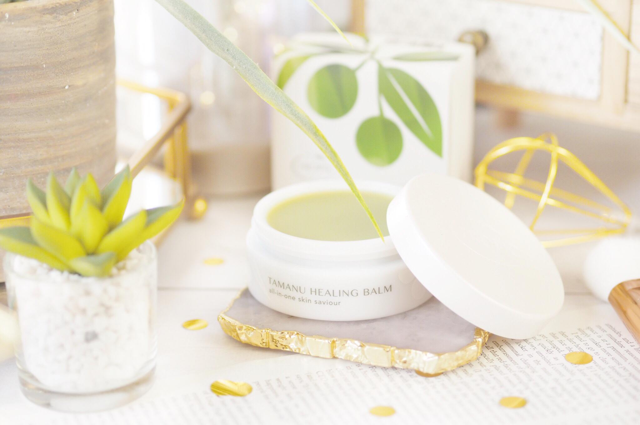 Tropic Skincare Tamanu Healing Balm Review