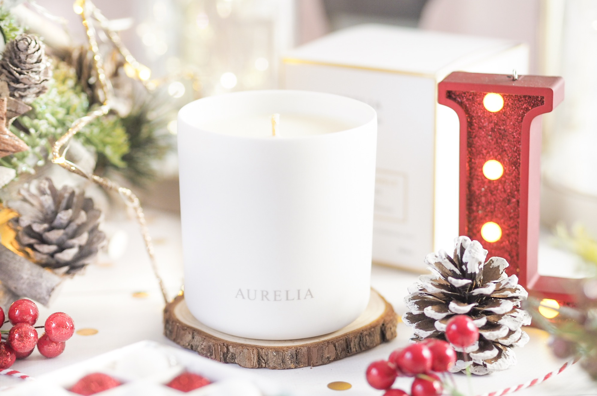 Aurelia Peacefulness Candle