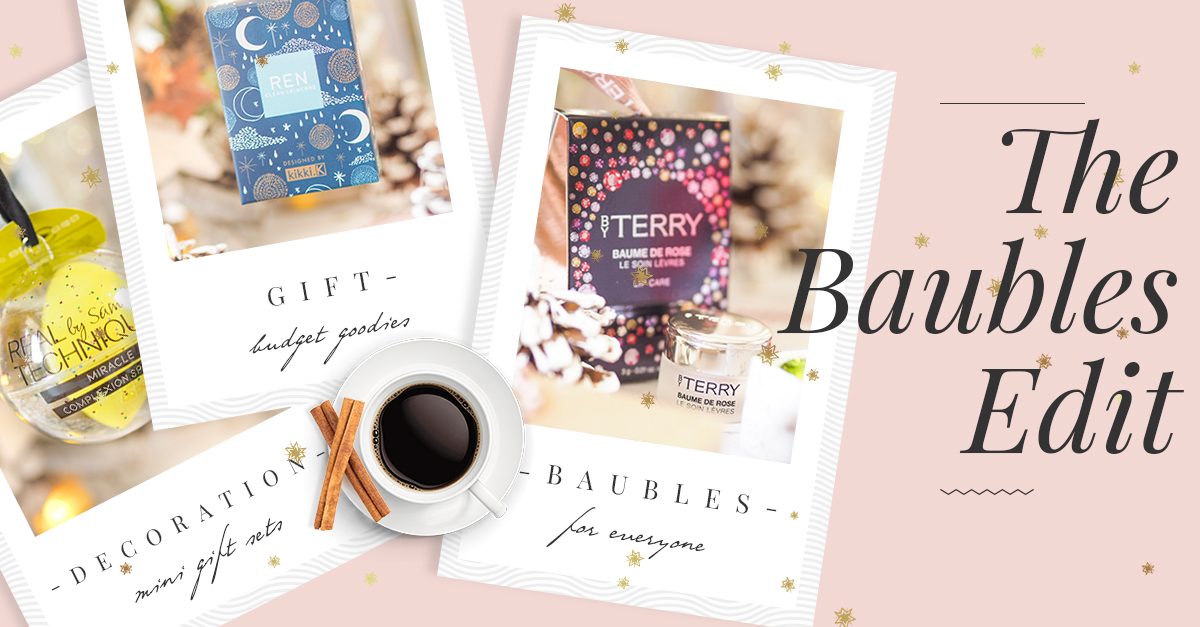 Baubles GIft Guide