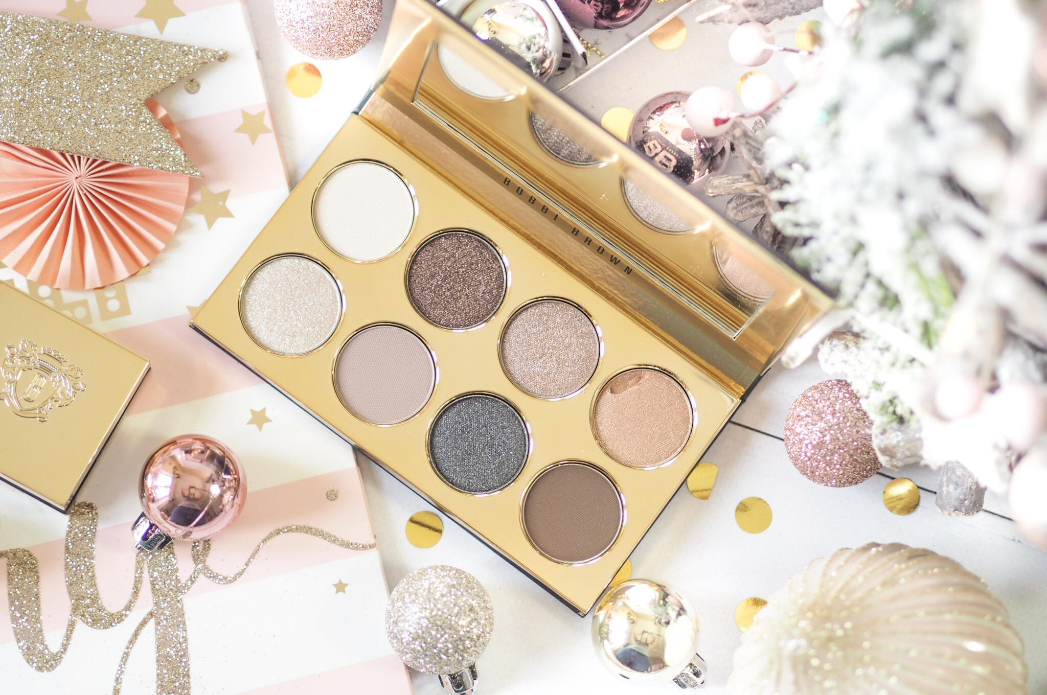Bobbi Brown Smokey Crystal Eyeshadow Palette Review