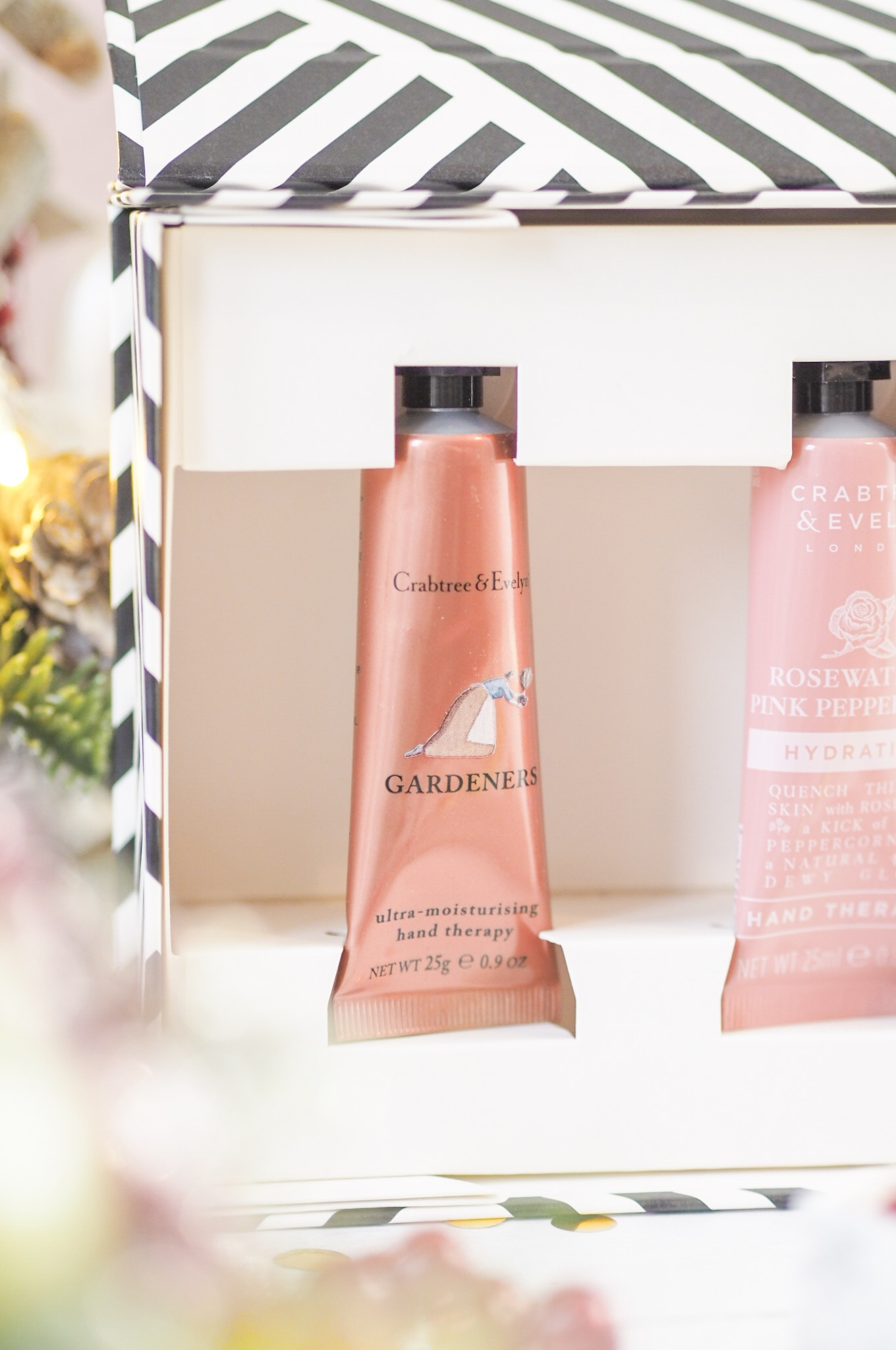 Crabtree & Evelyn Hand's Delight Hand Therapy Trio Review