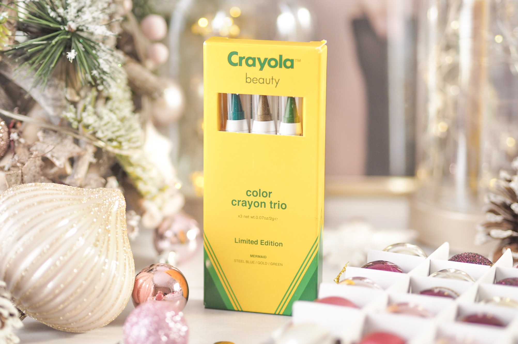 Crayola Beauty Trio Set