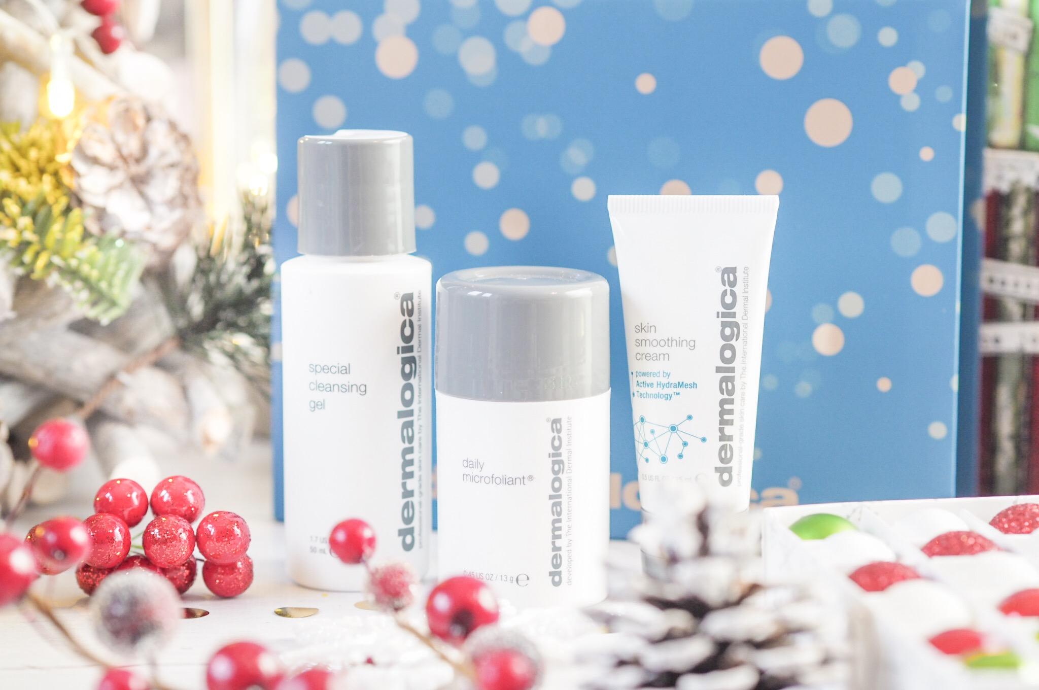 Dermalogica Smooth Skin Favorites Gift Set - Christmas