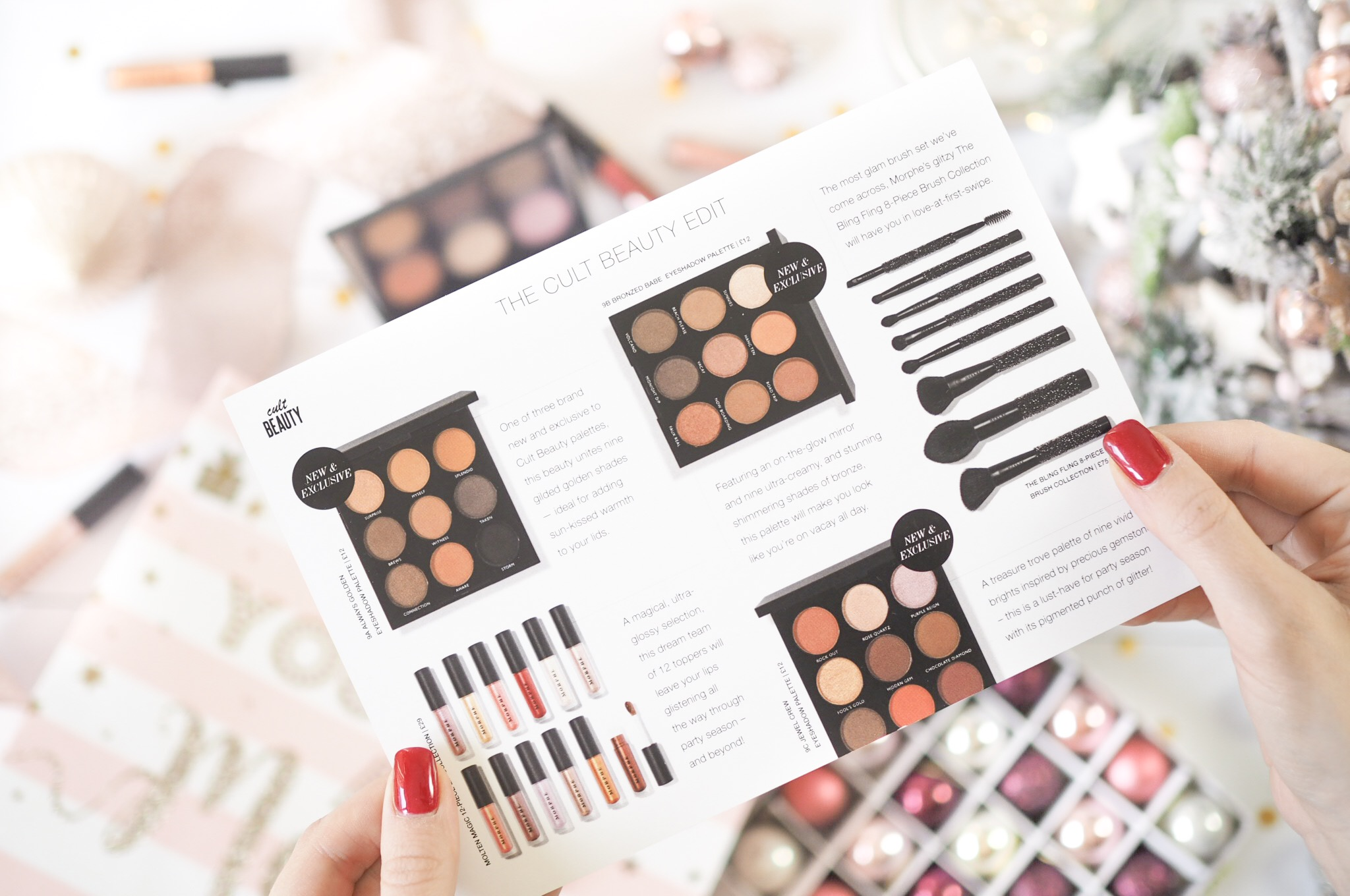 How To Make It A Morphe Christmas With These Key Pieces