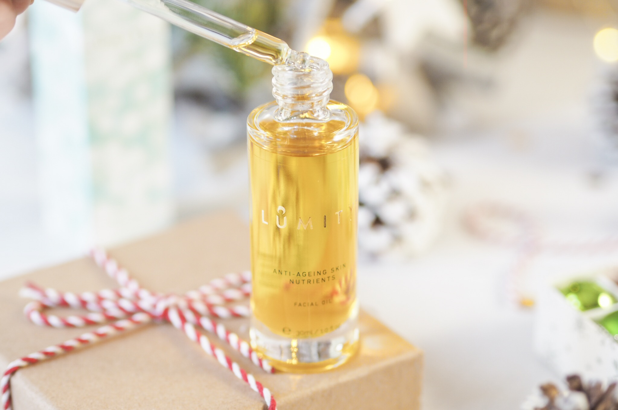 Lumity Life Anti-Aging Facial Oil