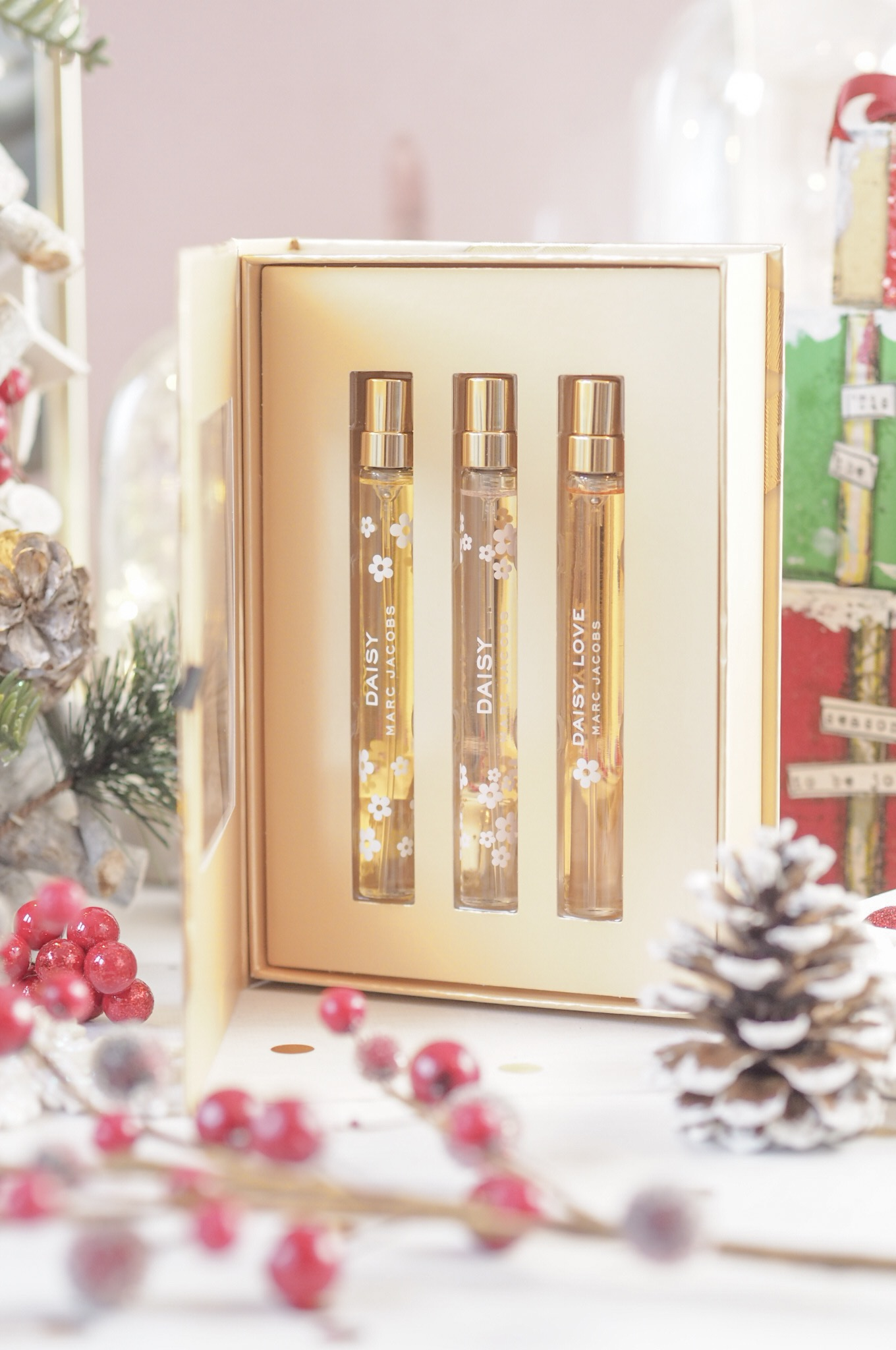 Marc Jacobs Daisy Gift Set - Christmas