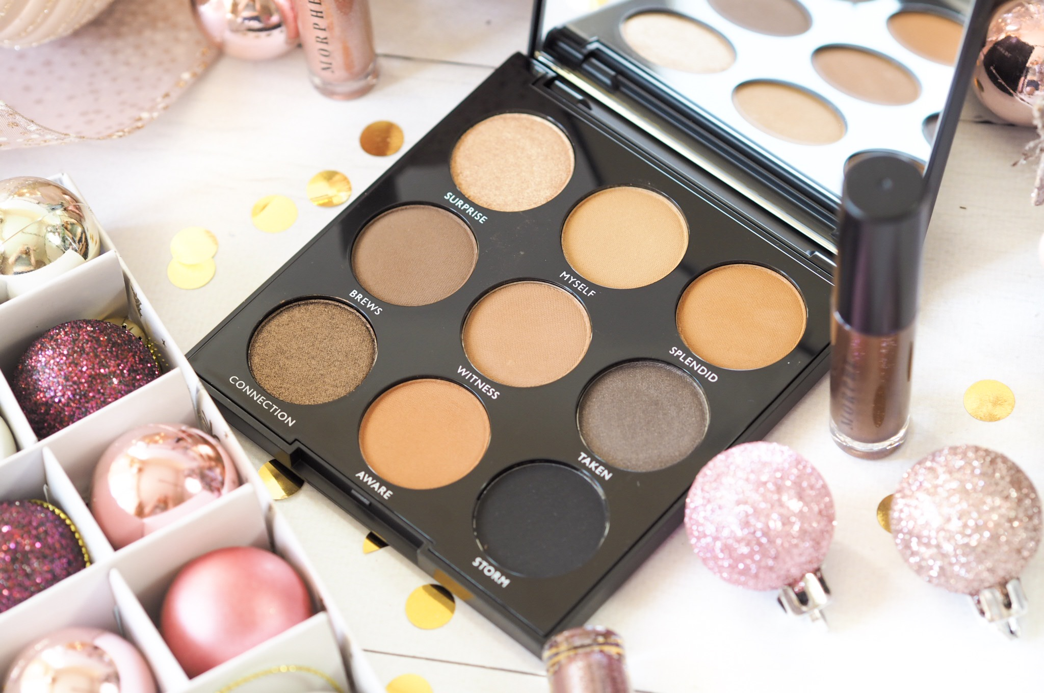 Morphe 9A Always Golden Review