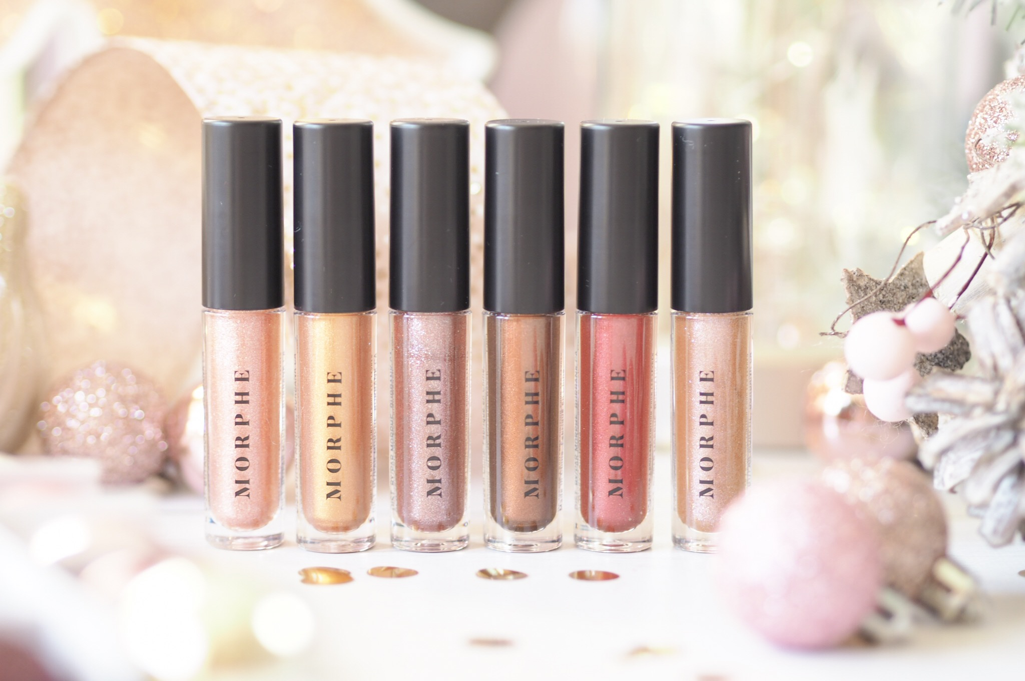 Morphe Molton Magic Lip Collection