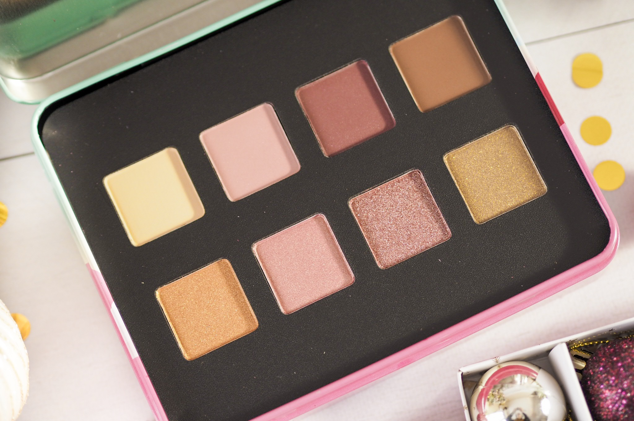 NYX Whipped Wonderland Eyeshadow palette