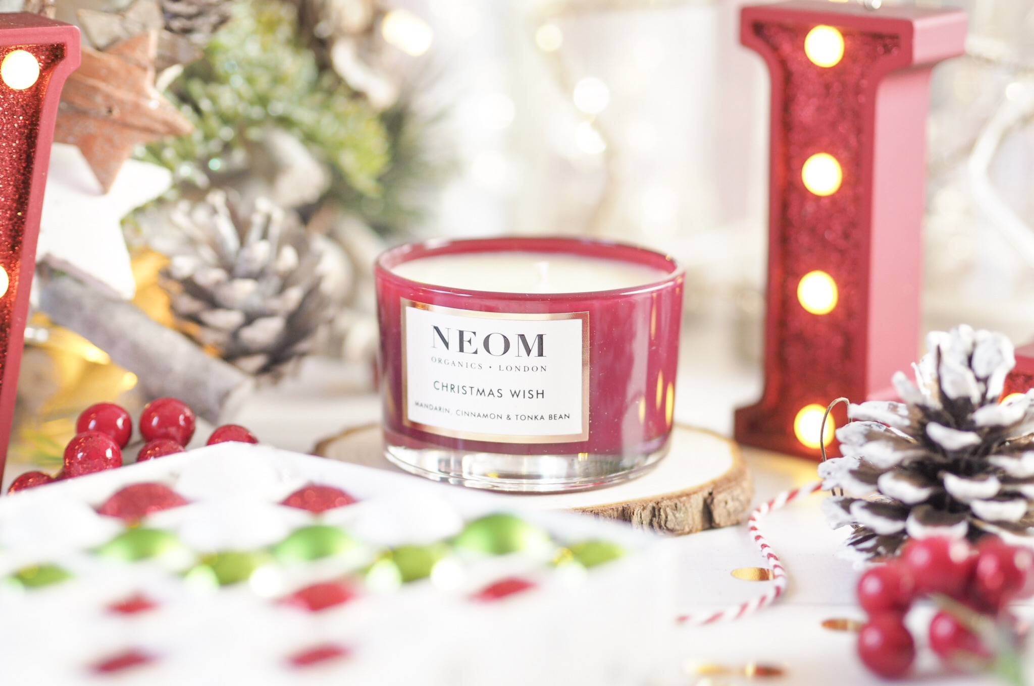 Neom Scents of Wellbeing Christmas Trio Review