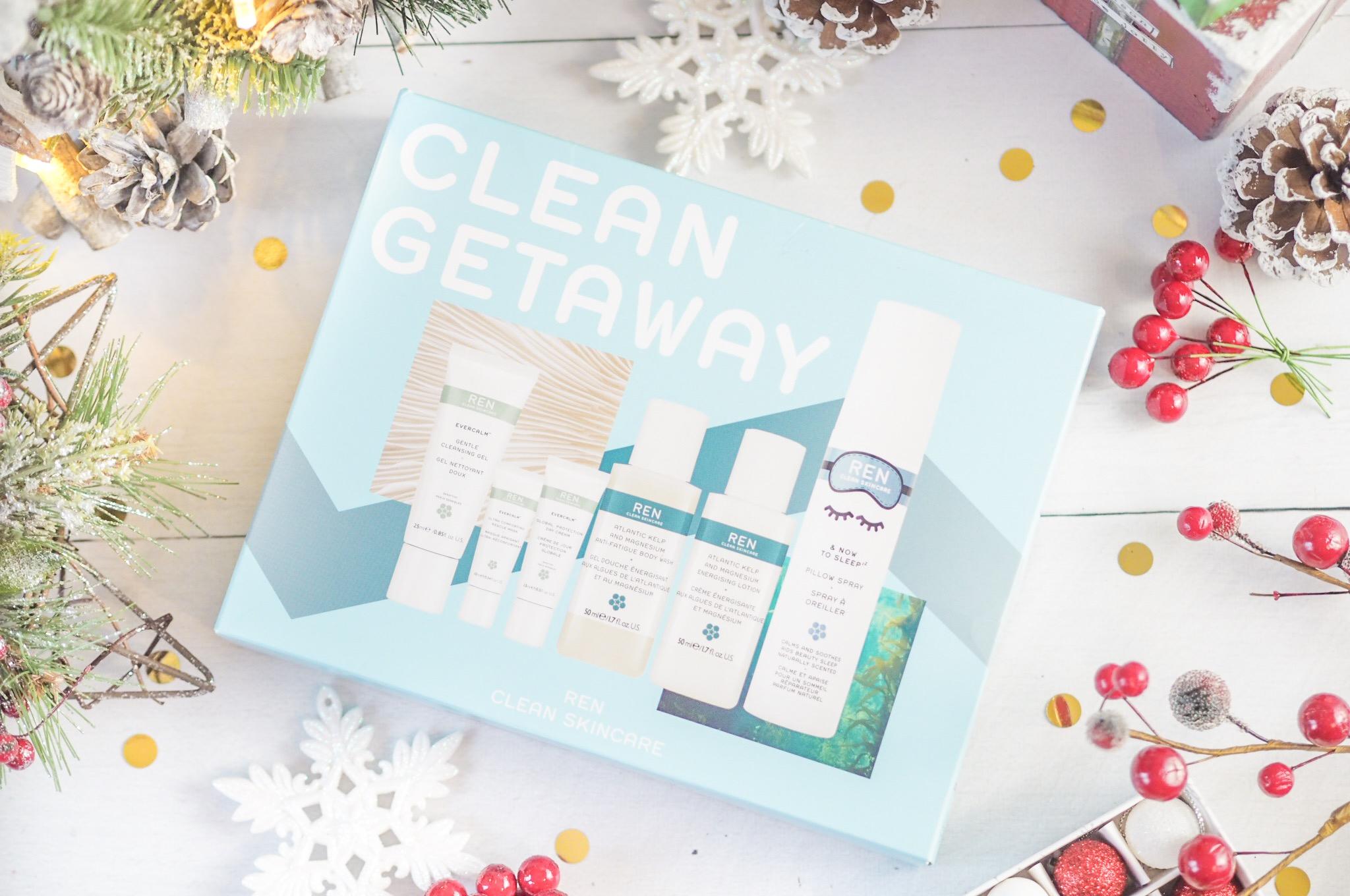 REN Clean Skincare Getaway Kit