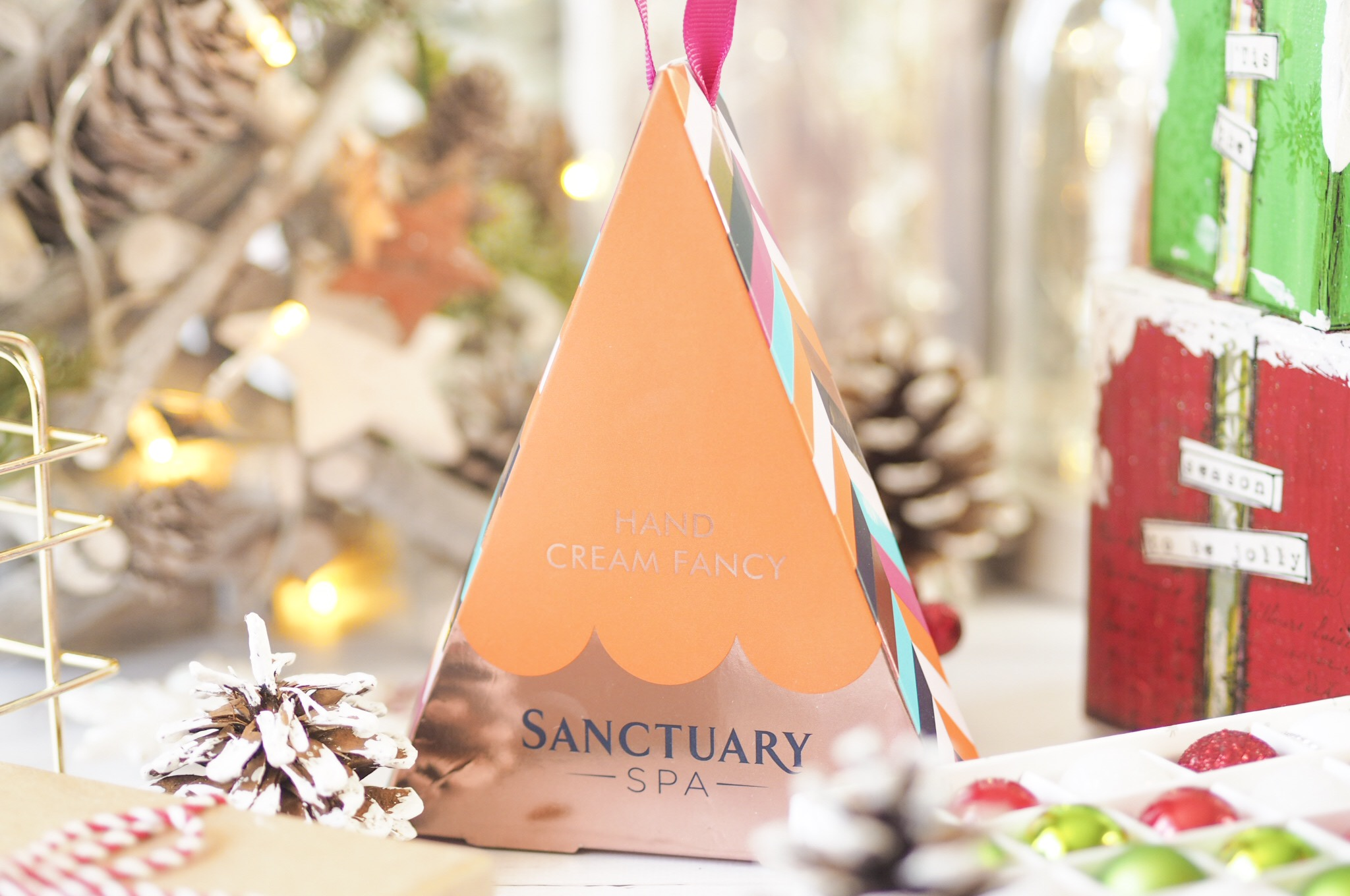 Sanctuary Spa Hand Cream Fancy