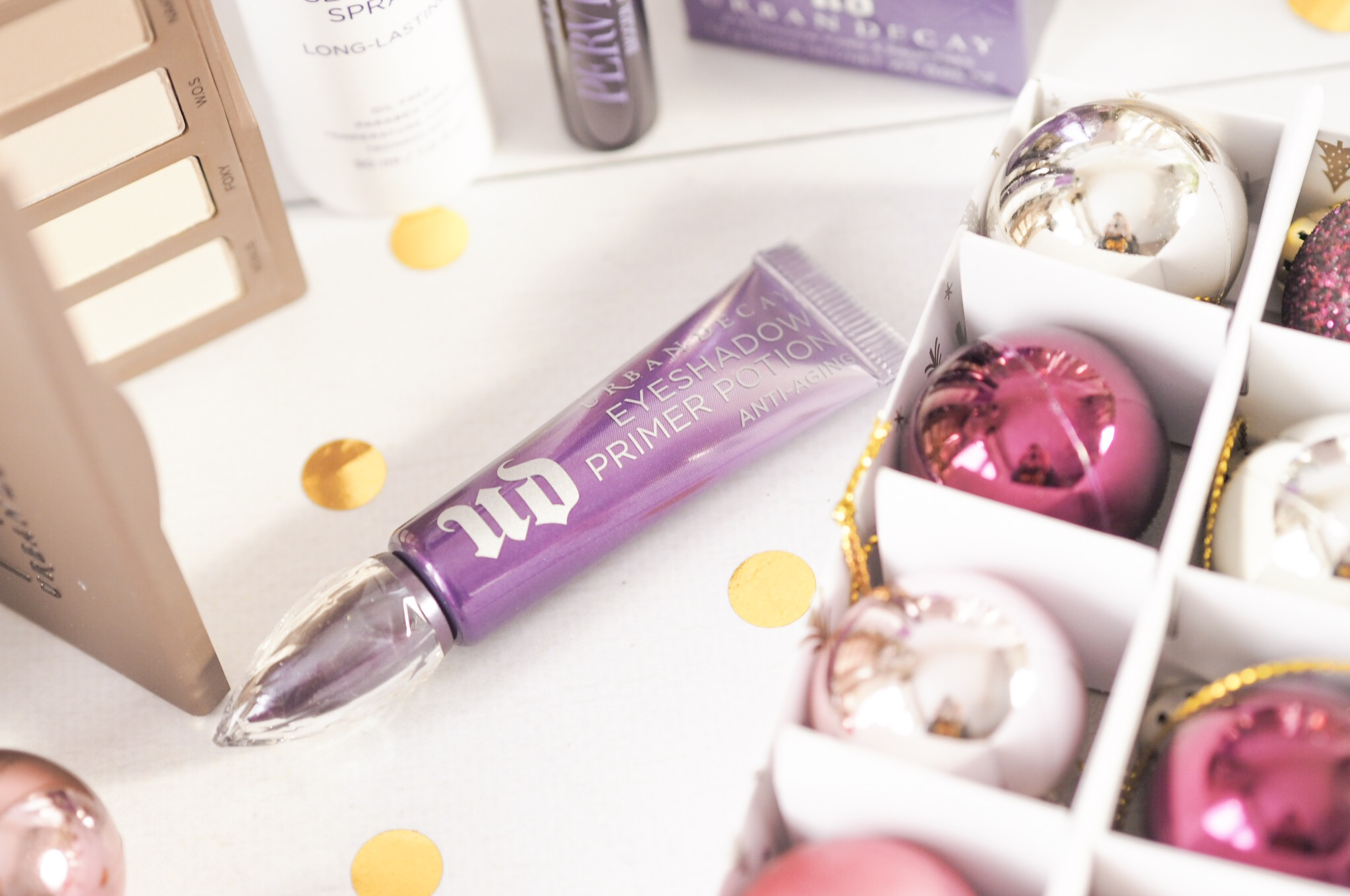 Urban Decay x Feel Unique Beauty on The Go Kit - Christmas