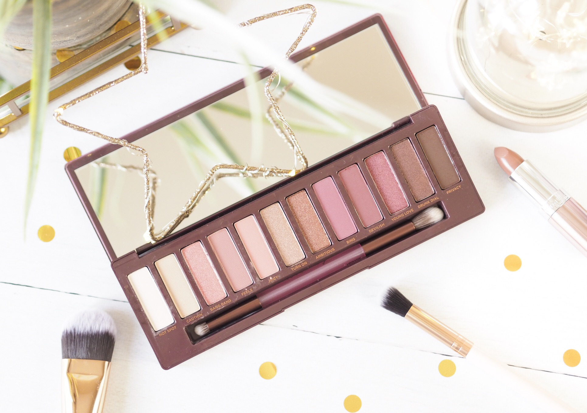 Finally Trying The Urban Decay Naked Cherry Palette (Review & Swatches)