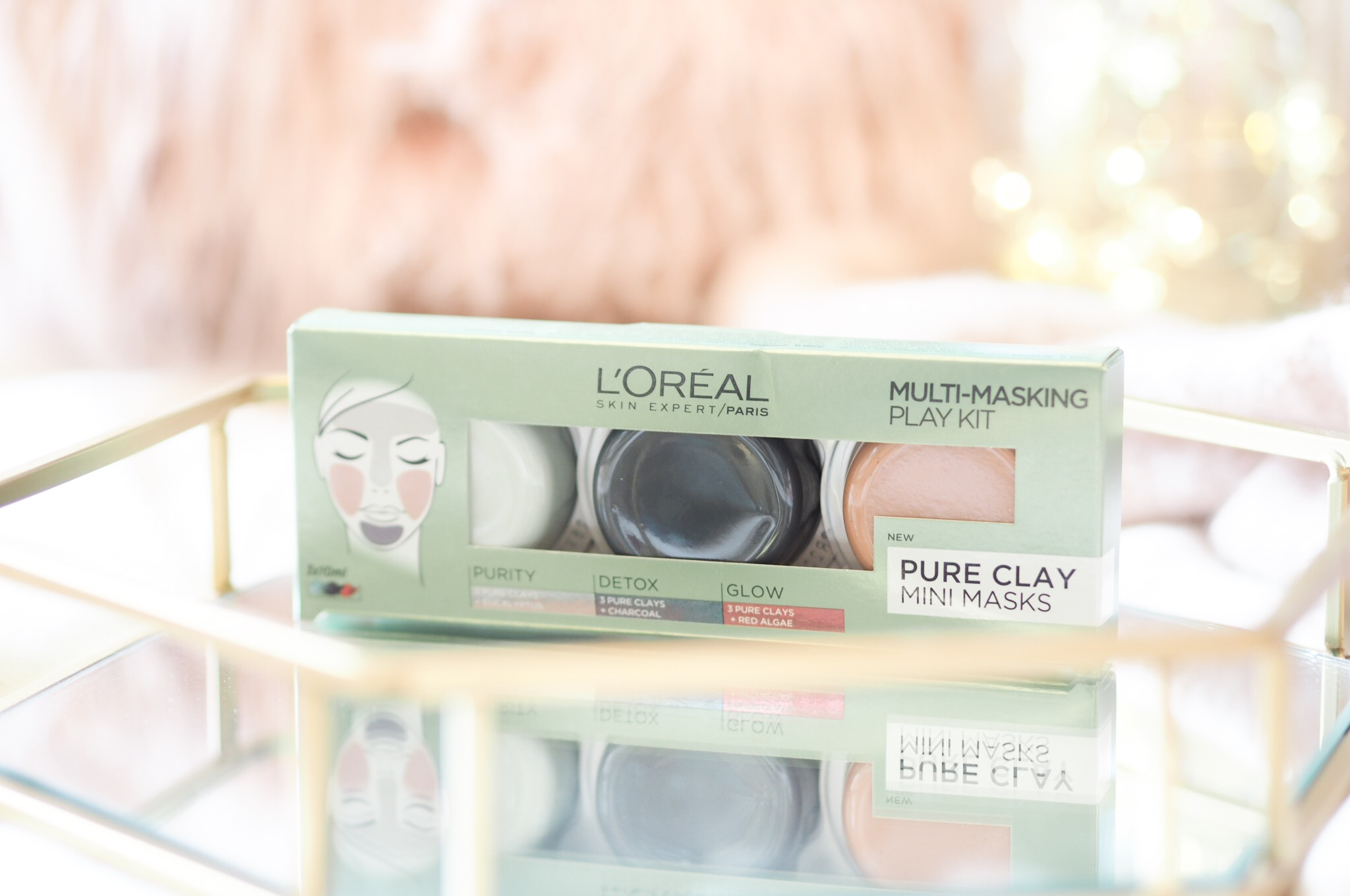 L'Oreal Multi Masking Play Kit