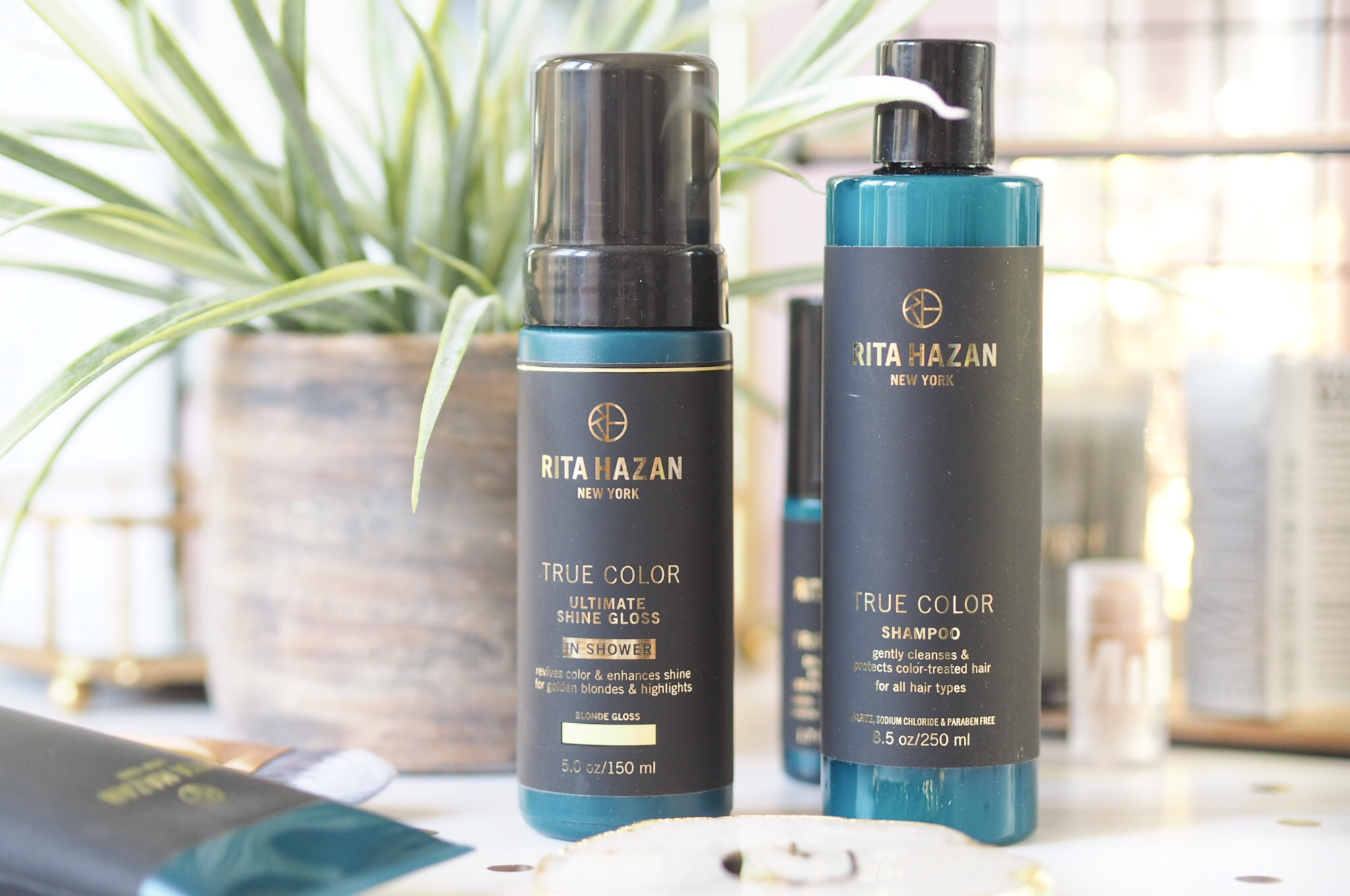 Rita Hazan True Colour Hair Products Review
