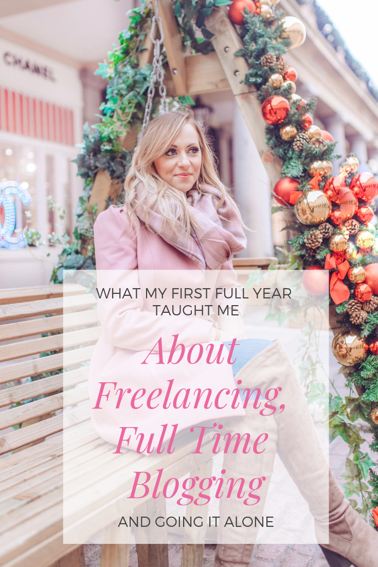 What going freelance has taught me