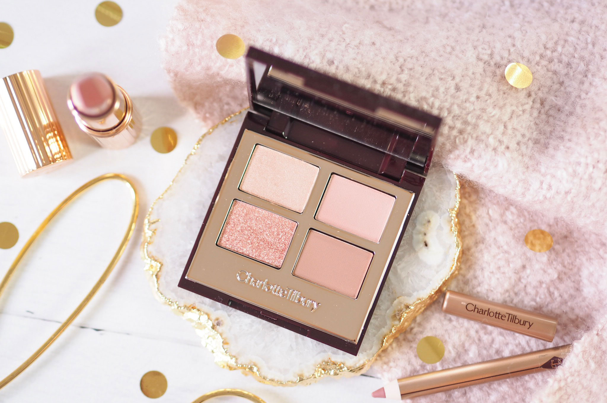Charlotte Tilbury Pillow Talk Collection