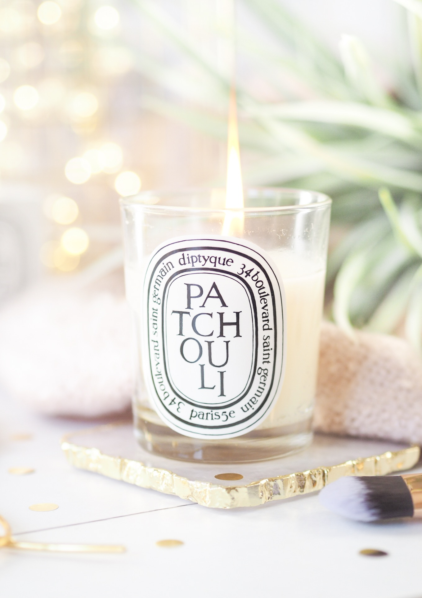Diptyque Patchouli Candle Review