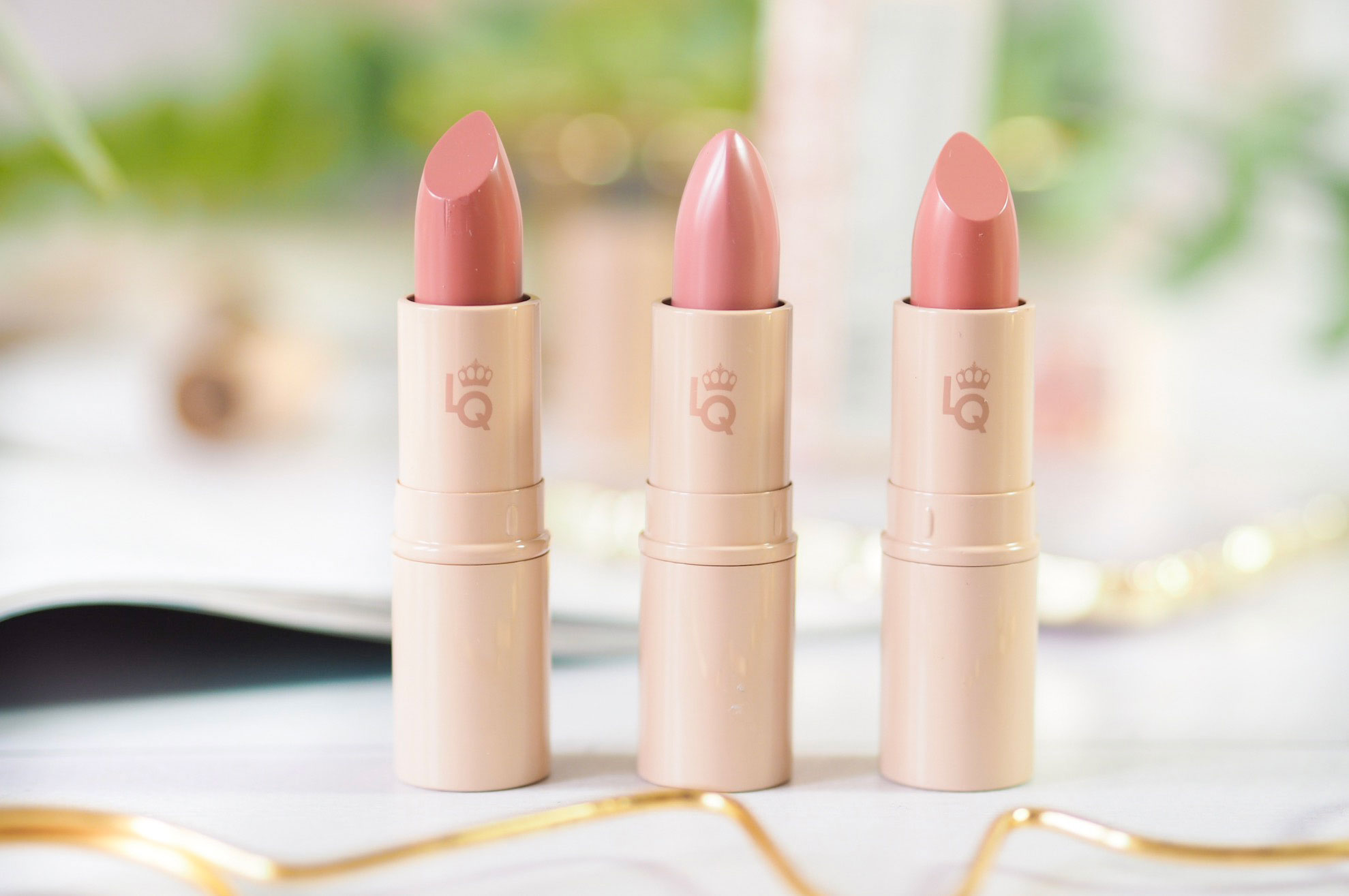 Lipstick Queen Nothing But The Nudes
